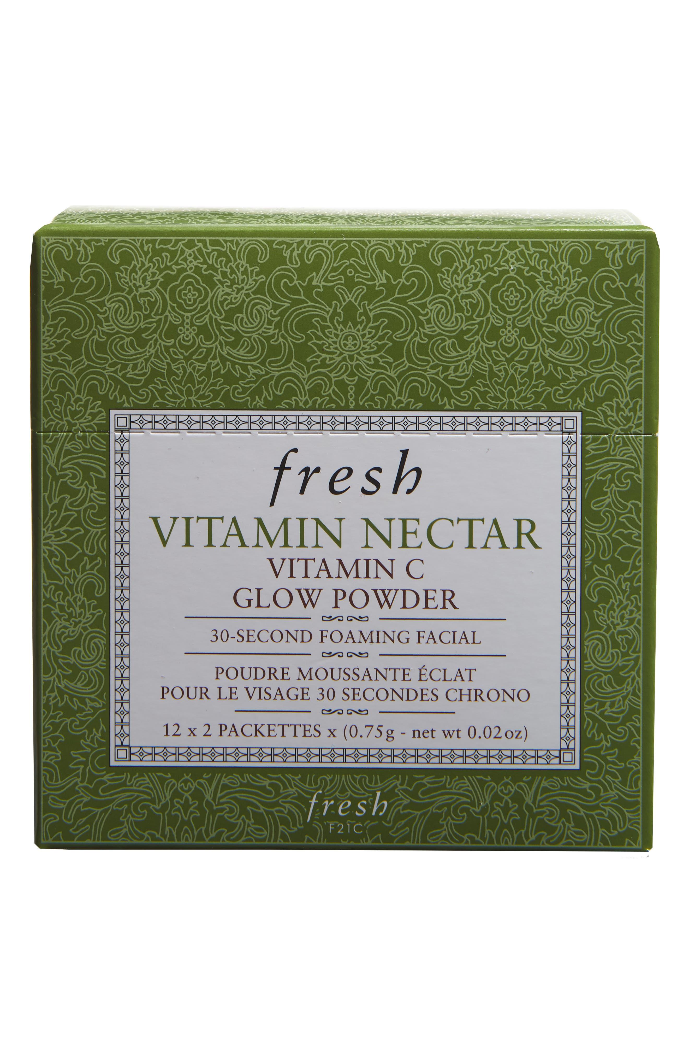 Vitamin Nectar Glow Powder,                             Alternate thumbnail 3, color,                             NO COLOR