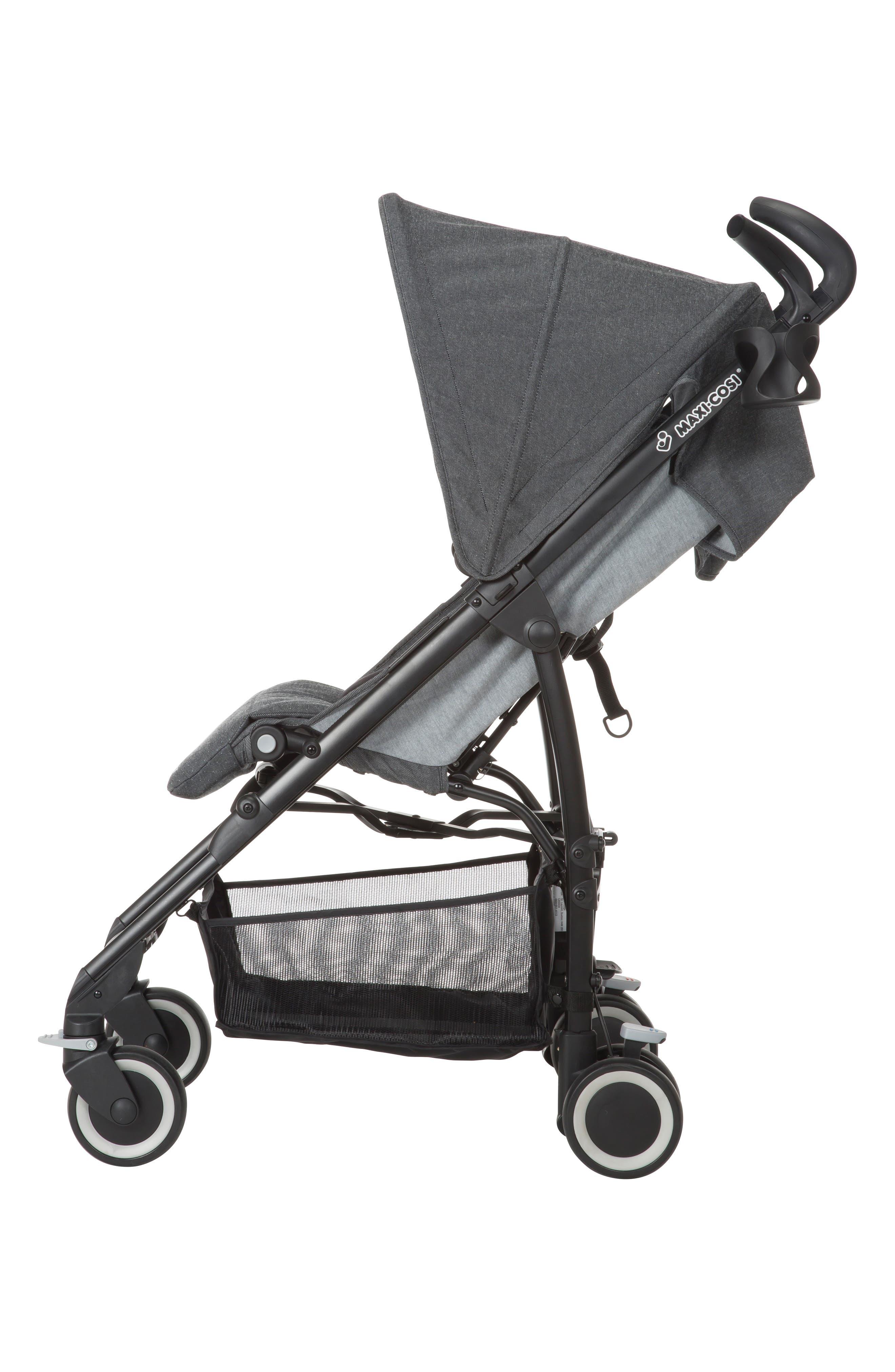 Kaia Compact Fold Stroller,                             Alternate thumbnail 5, color,