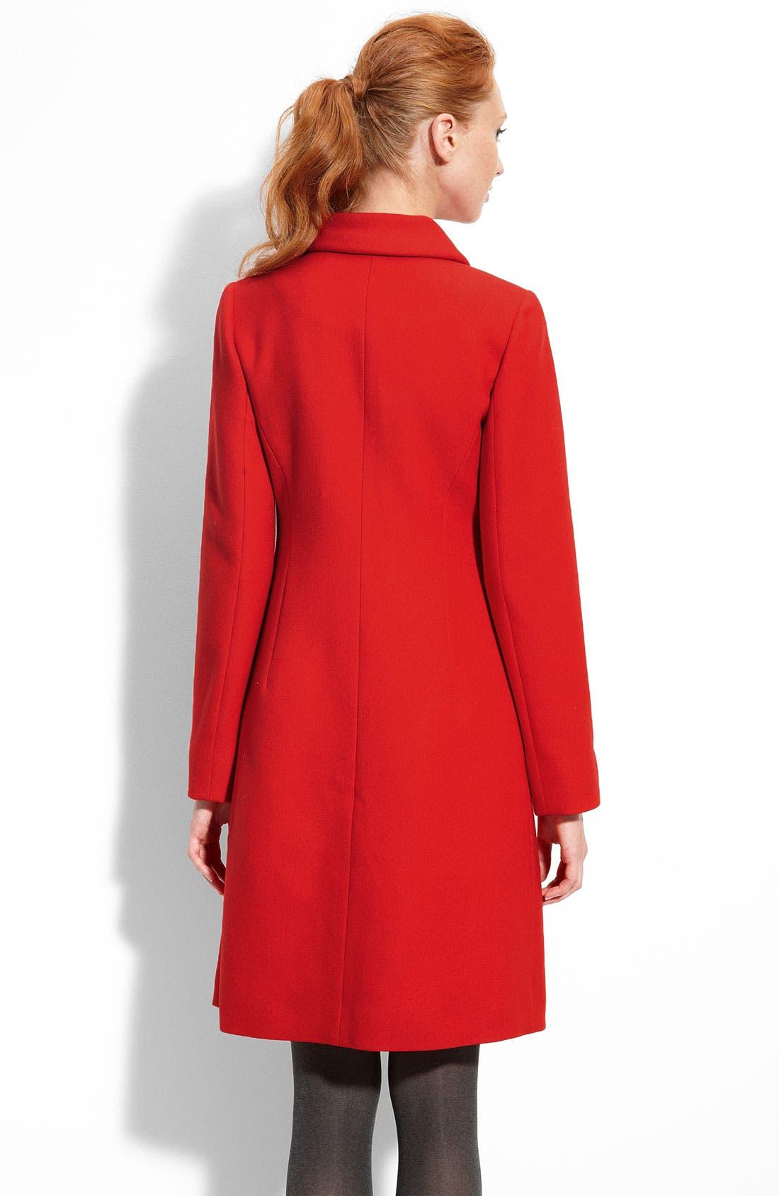 'ela' coat,                             Alternate thumbnail 2, color,                             642