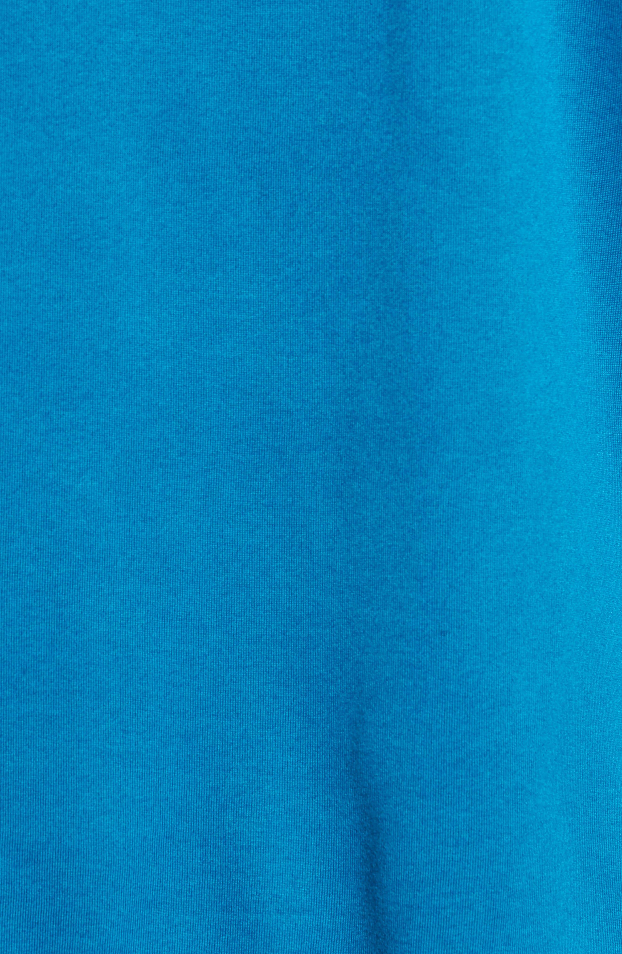'Legend 2.0' Dri-FIT Training T-Shirt,                             Alternate thumbnail 5, color,                             GREEN ABYSS