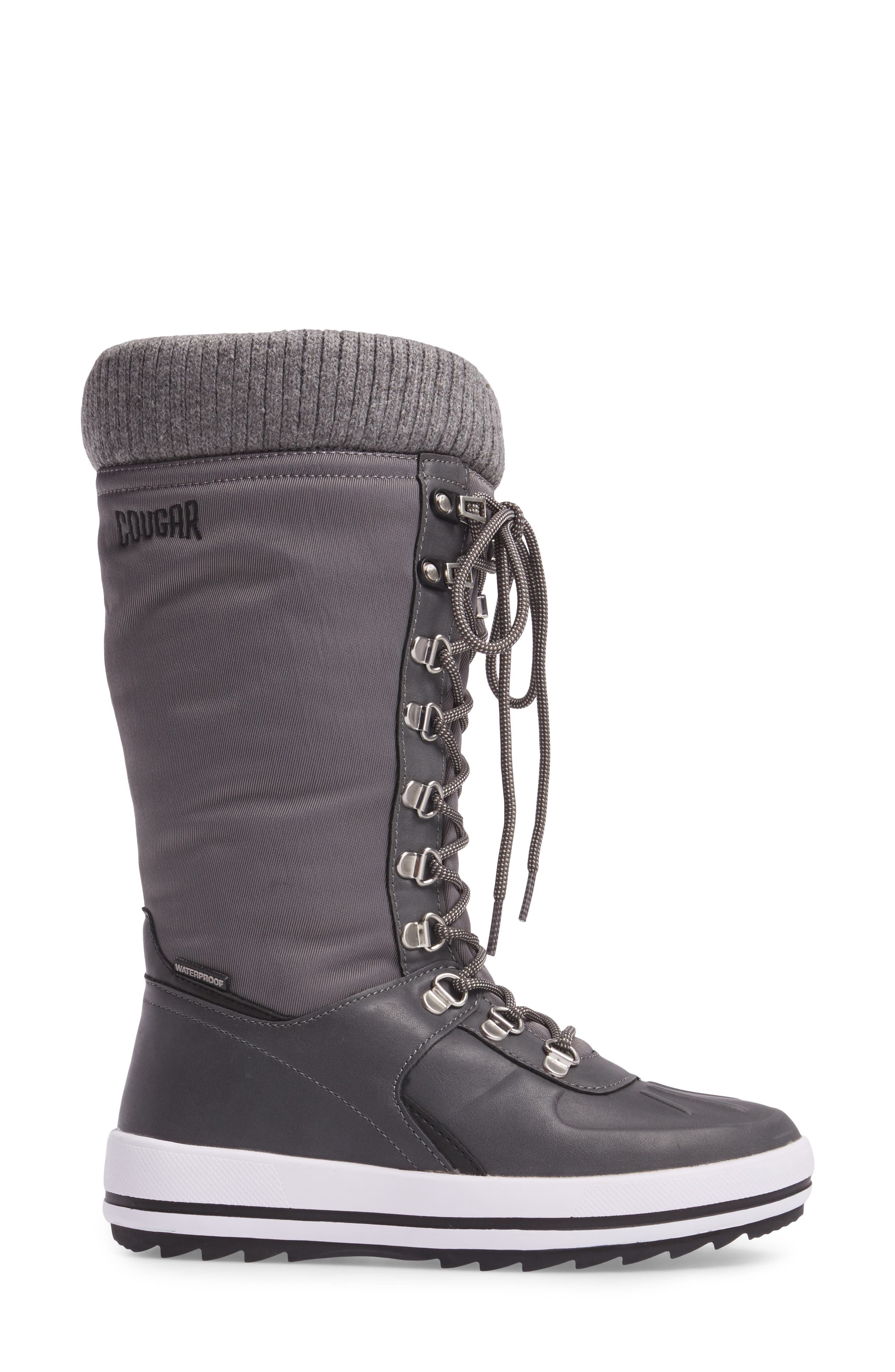 Vancouver Waterproof Winter Boot,                             Alternate thumbnail 9, color,
