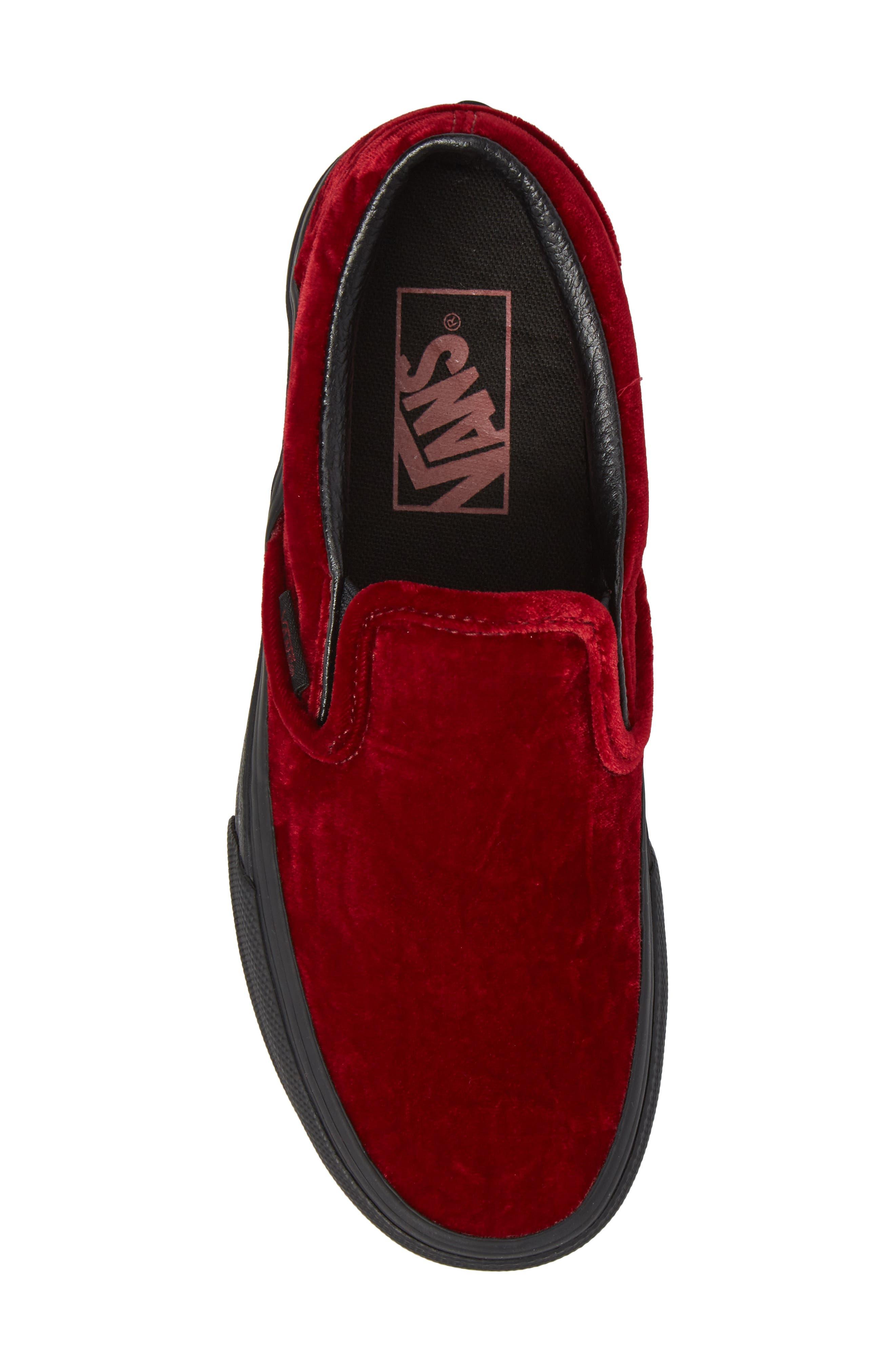 Classic Slip-On Sneaker,                             Alternate thumbnail 414, color,