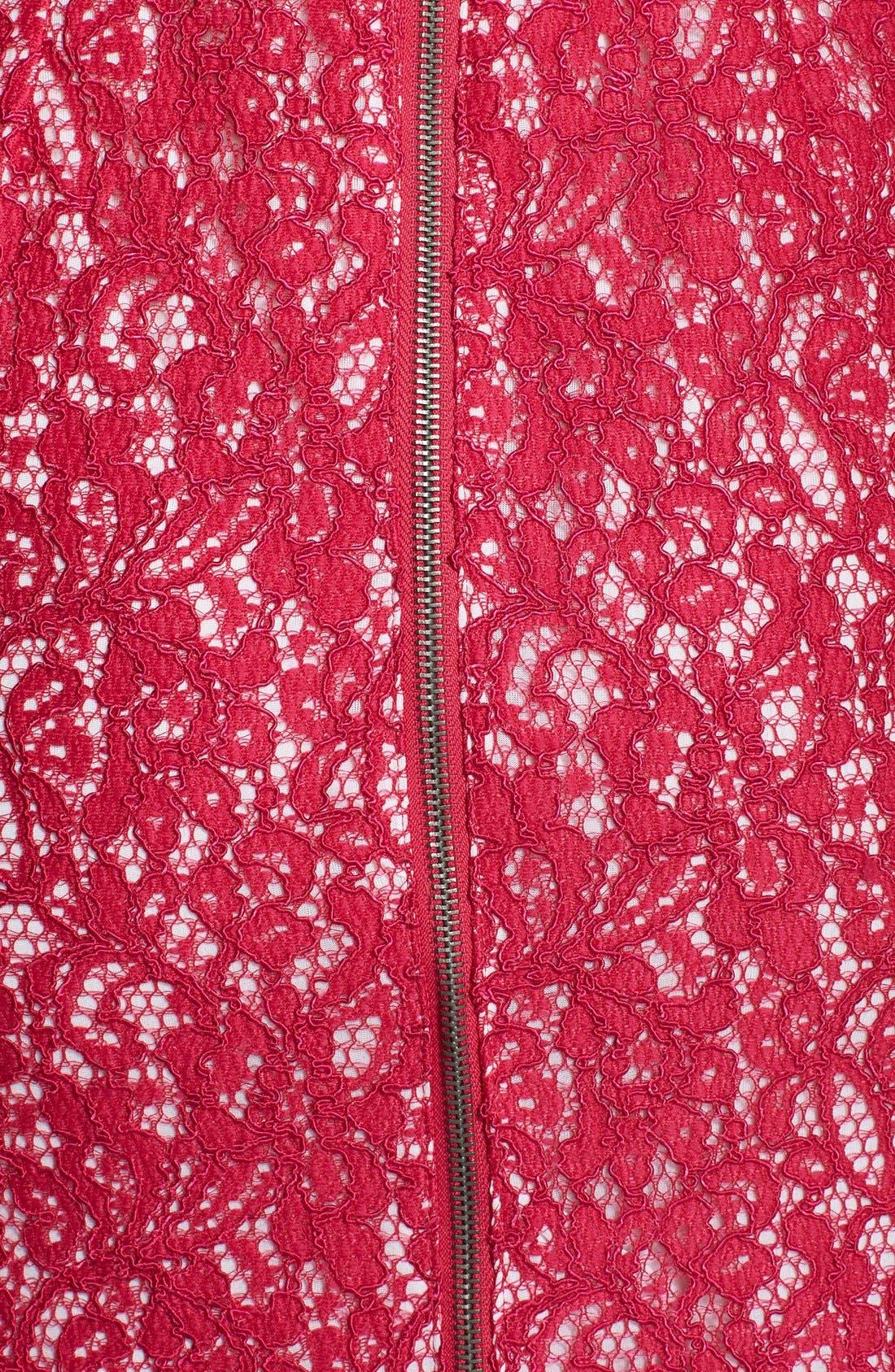 Boatneck Lace Sheath Dress,                             Alternate thumbnail 91, color,