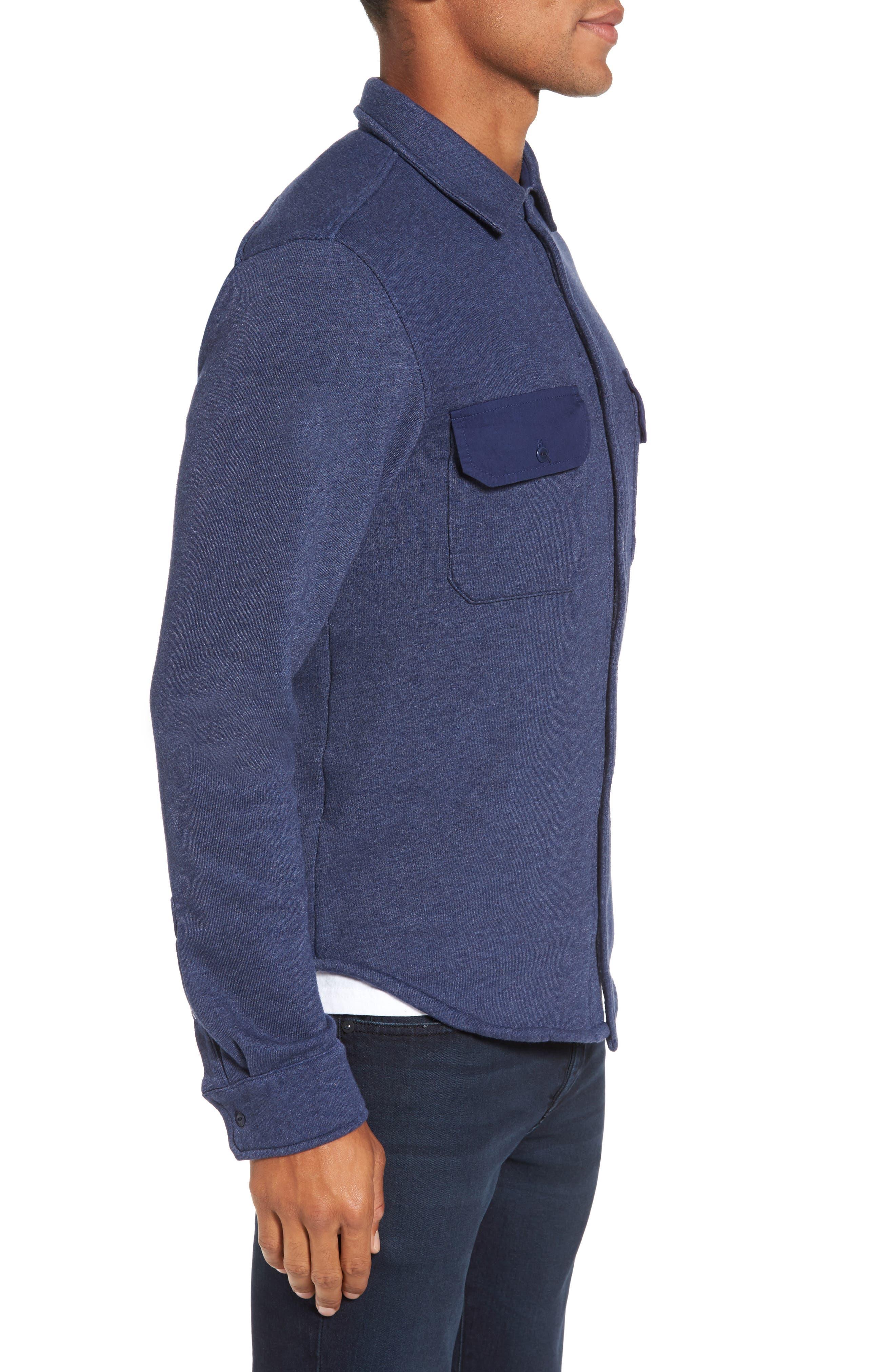 Shirt Jacket,                             Alternate thumbnail 9, color,