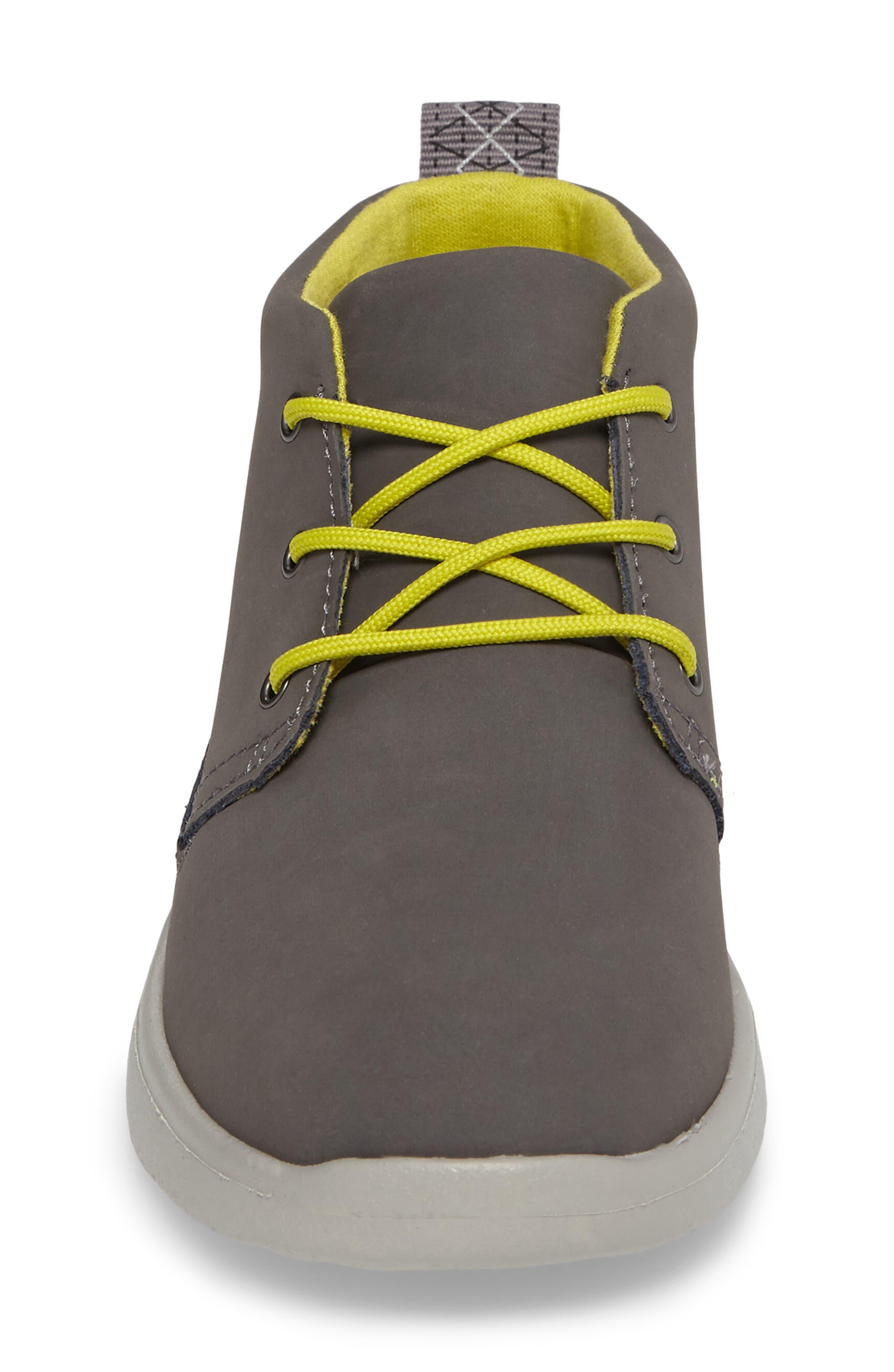 Canoe Water Resistant Chukka Sneaker,                             Alternate thumbnail 8, color,