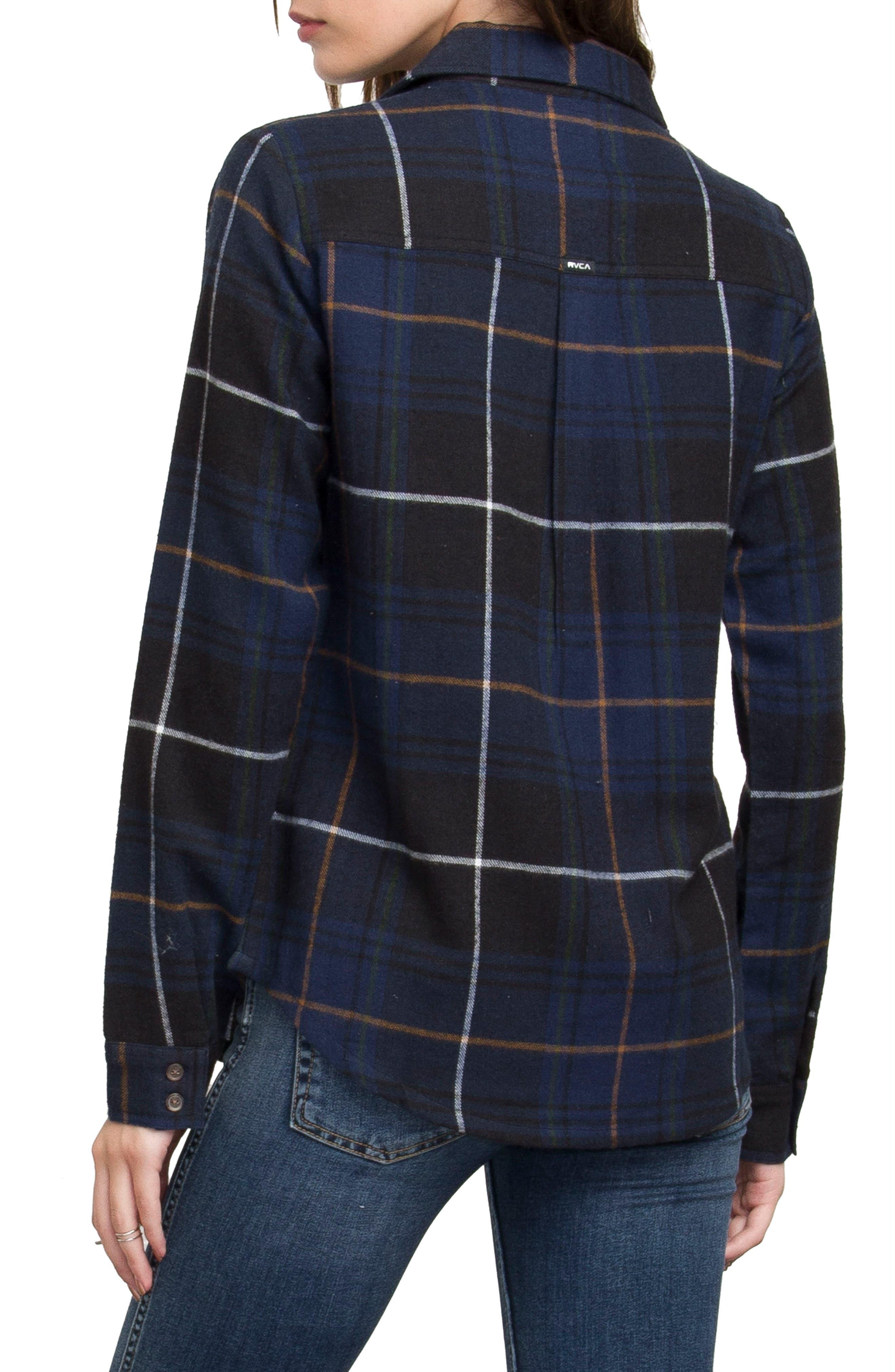 Plaid Flannel Shirt,                             Alternate thumbnail 20, color,
