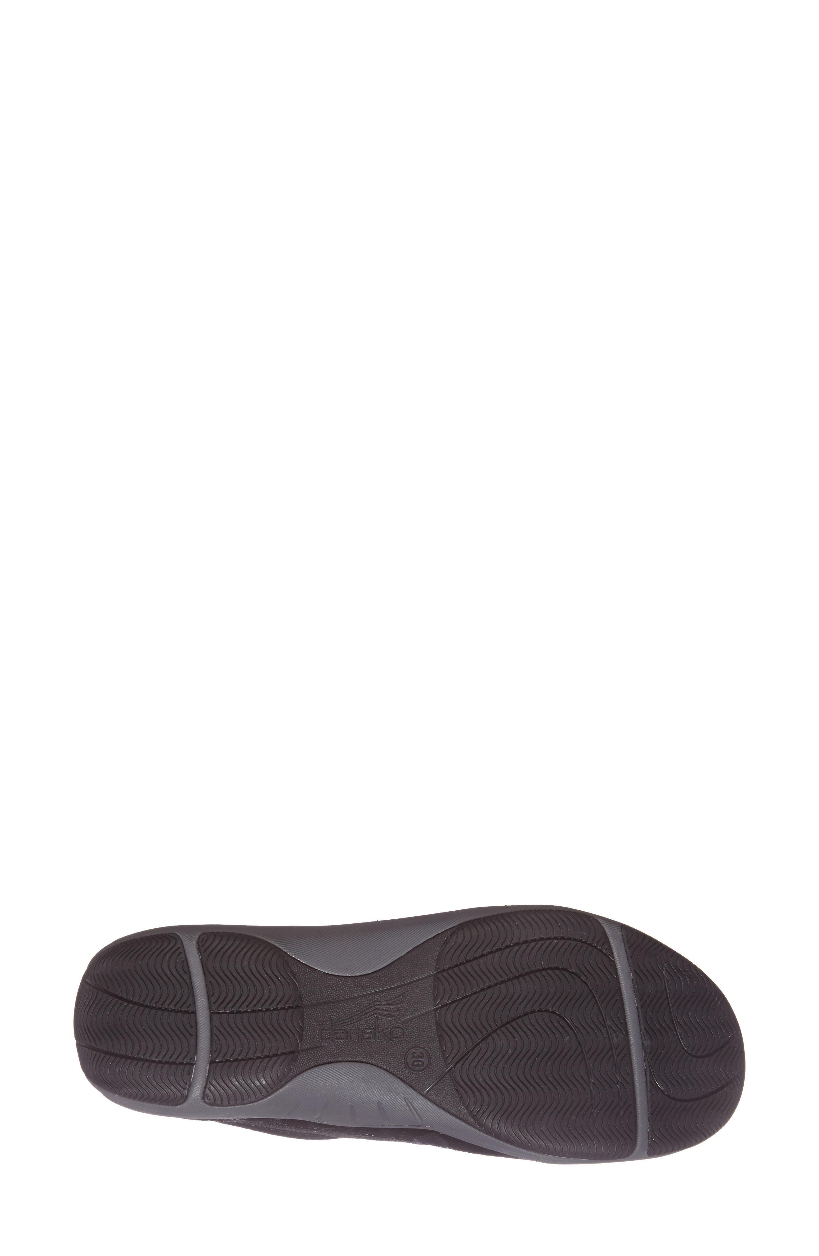 'Helen' Suede & Mesh Sneaker,                             Alternate thumbnail 16, color,