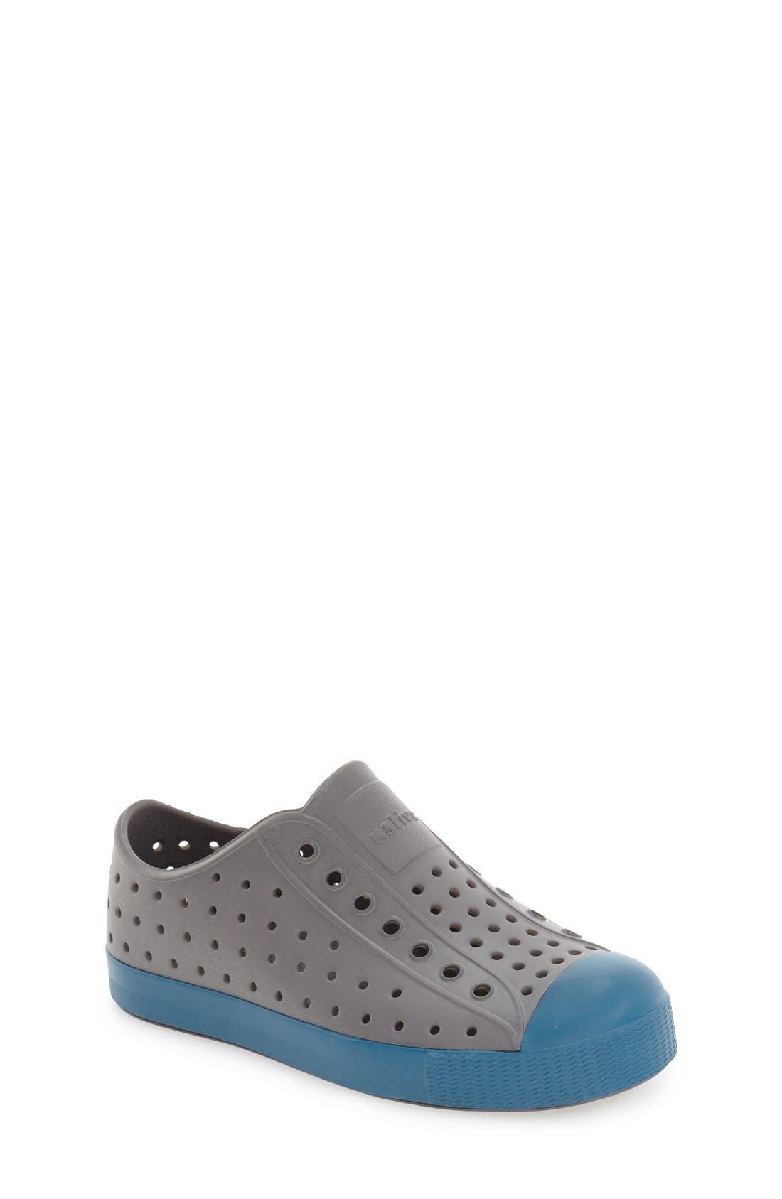 'Jefferson' Water Friendly Slip-On Sneaker,                             Main thumbnail 35, color,