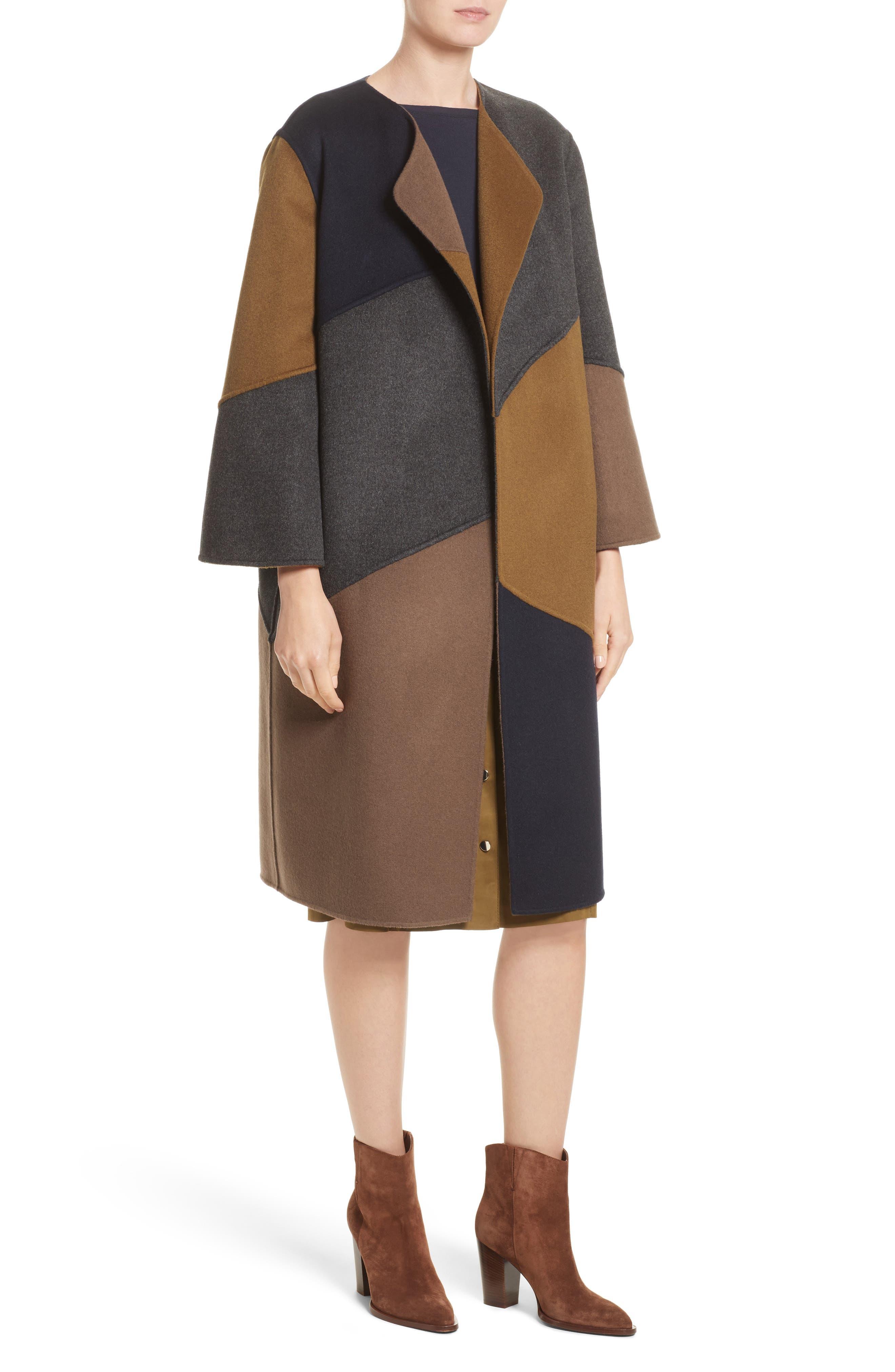 Belissa Double Face Reversible Coat,                             Alternate thumbnail 2, color,                             034