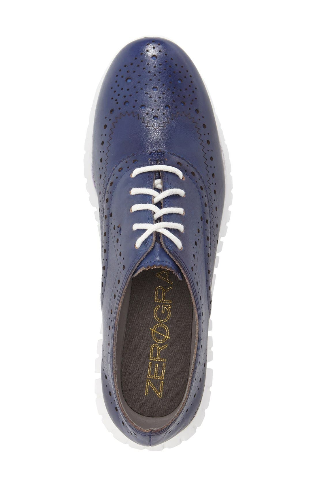 'ZeroGrand' Perforated Wingtip,                             Alternate thumbnail 79, color,