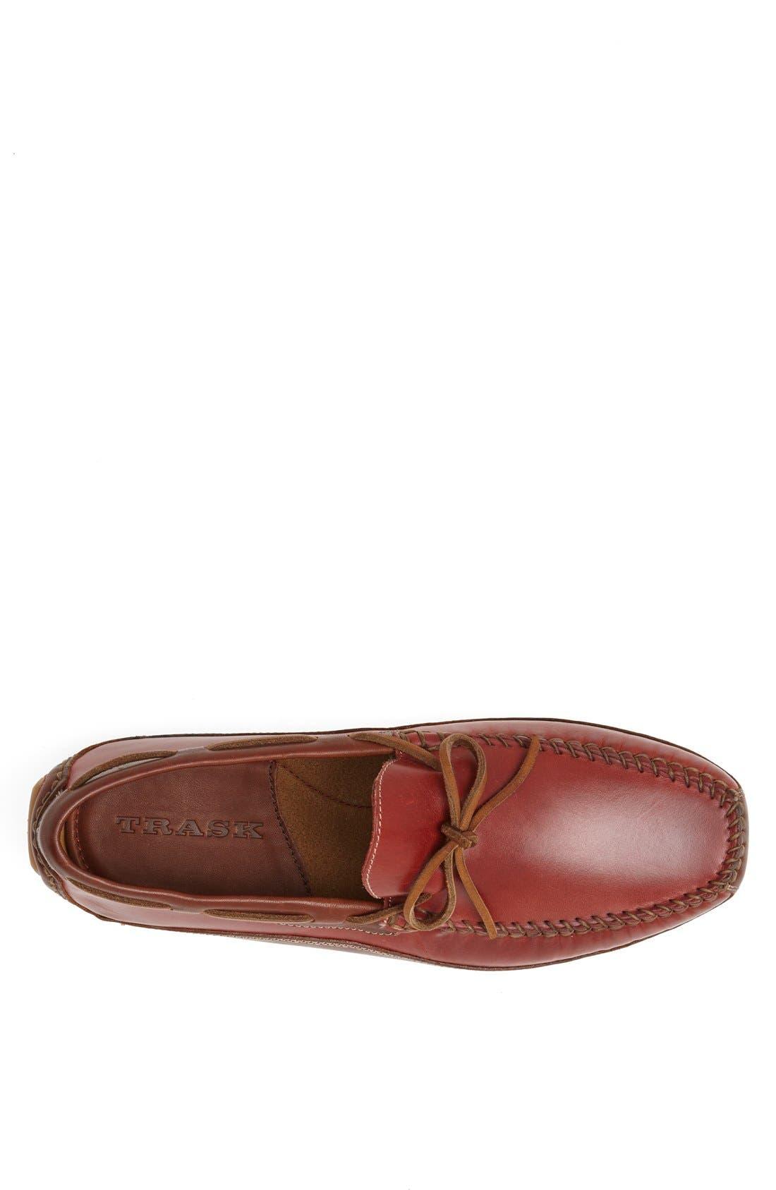 'Drake' Leather Driving Shoe,                             Alternate thumbnail 44, color,
