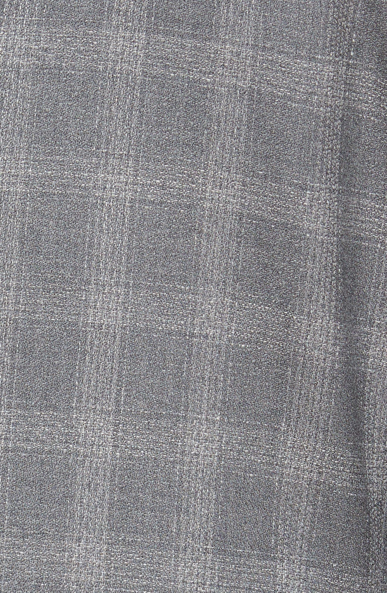 Hutsons Classic Fit Check Sport Coat,                             Alternate thumbnail 6, color,