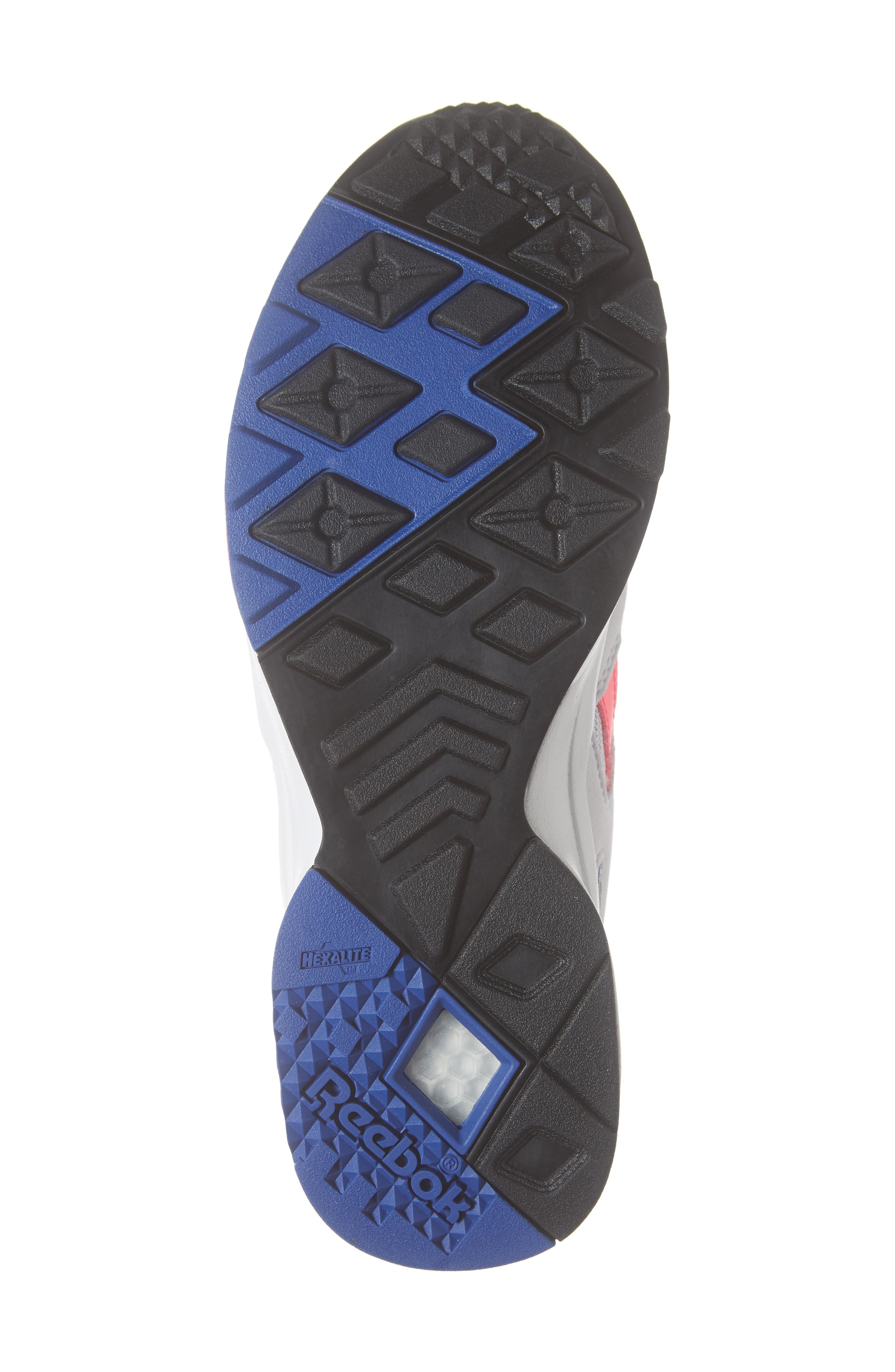 Aztrek Sneaker,                             Alternate thumbnail 6, color,                             GREY/ PINK/ COLLEGIATE ROYAL