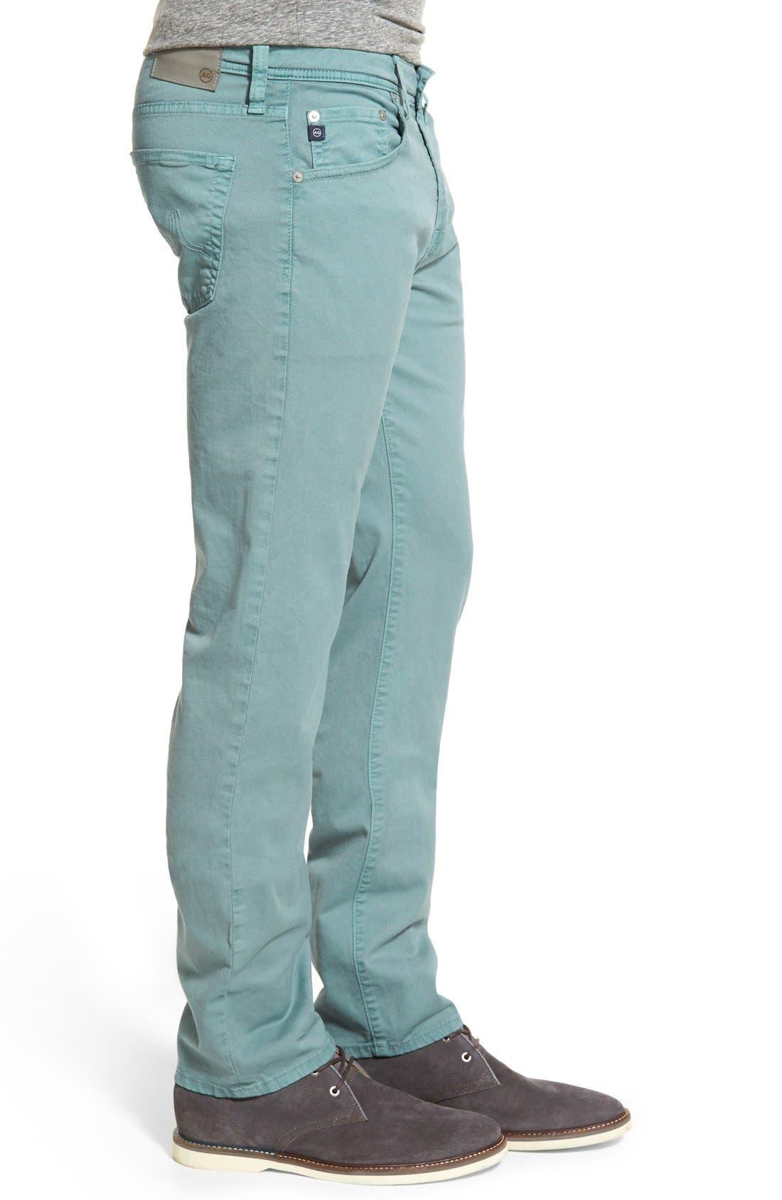 'Matchbox BES' Slim Fit Pants,                             Alternate thumbnail 207, color,