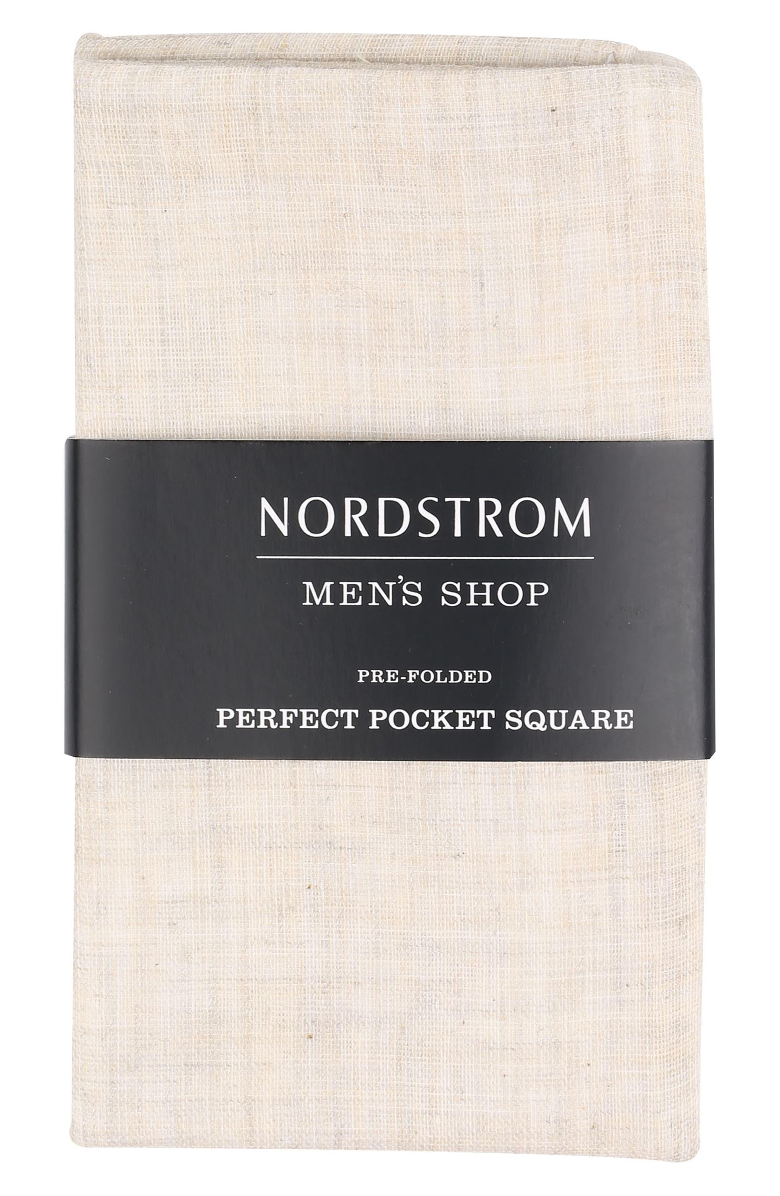 The Perfect Pre-Folded Pocket Square,                             Alternate thumbnail 110, color,