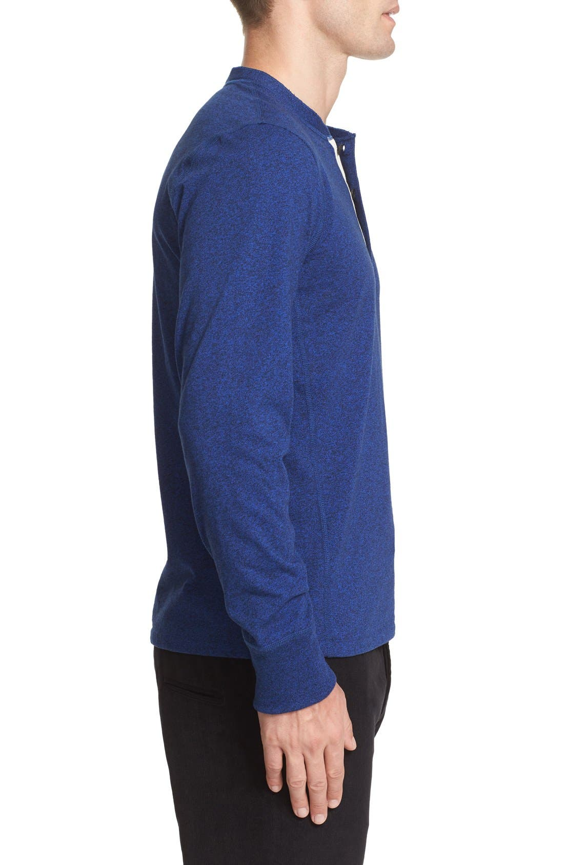 Standard Issue Slub Cotton Henley,                             Alternate thumbnail 33, color,