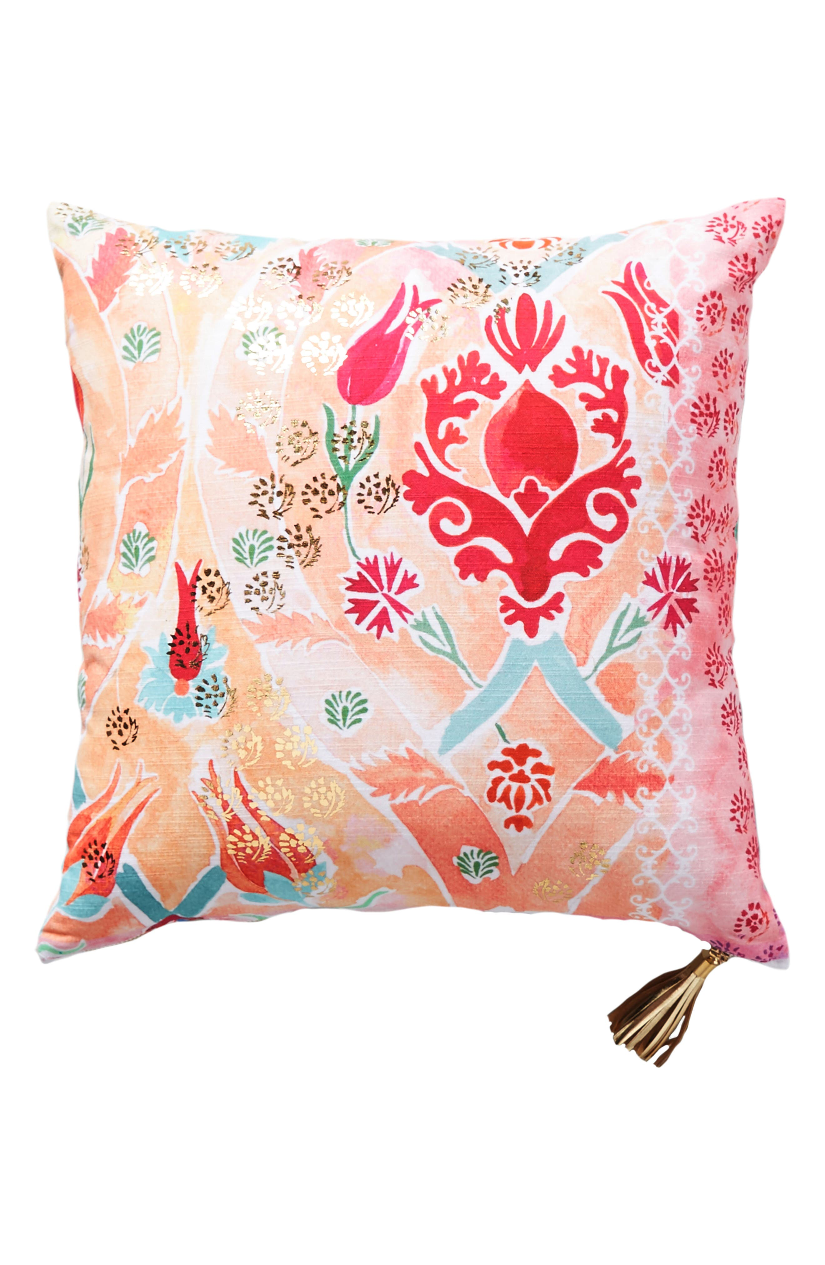 Tali Accent Pillow,                         Main,                         color, 650