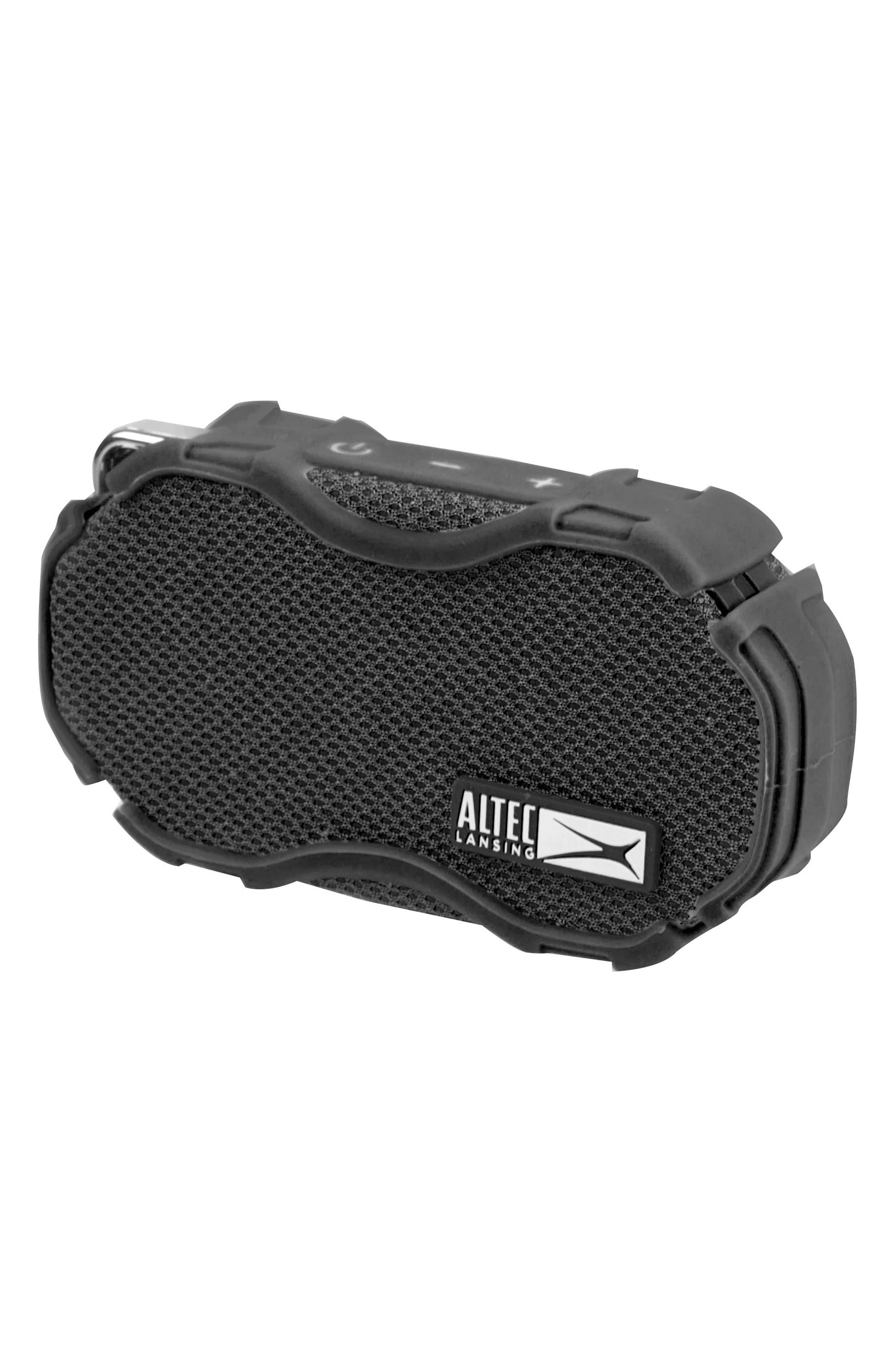 Baby Boom Waterproof Wireless Speaker,                             Alternate thumbnail 5, color,                             BLACK