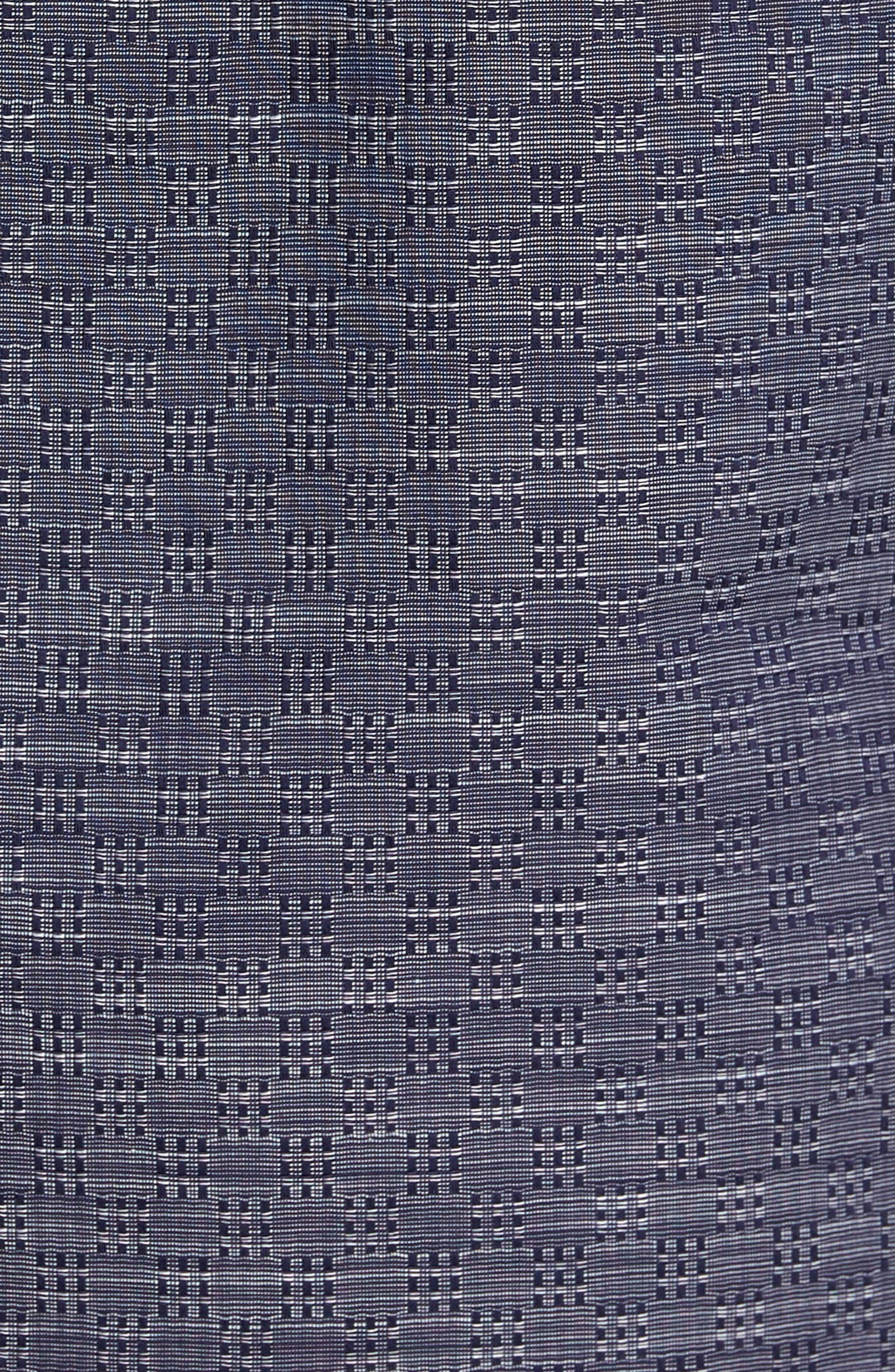 Jablon Check Sport Shirt,                             Alternate thumbnail 5, color,                             410