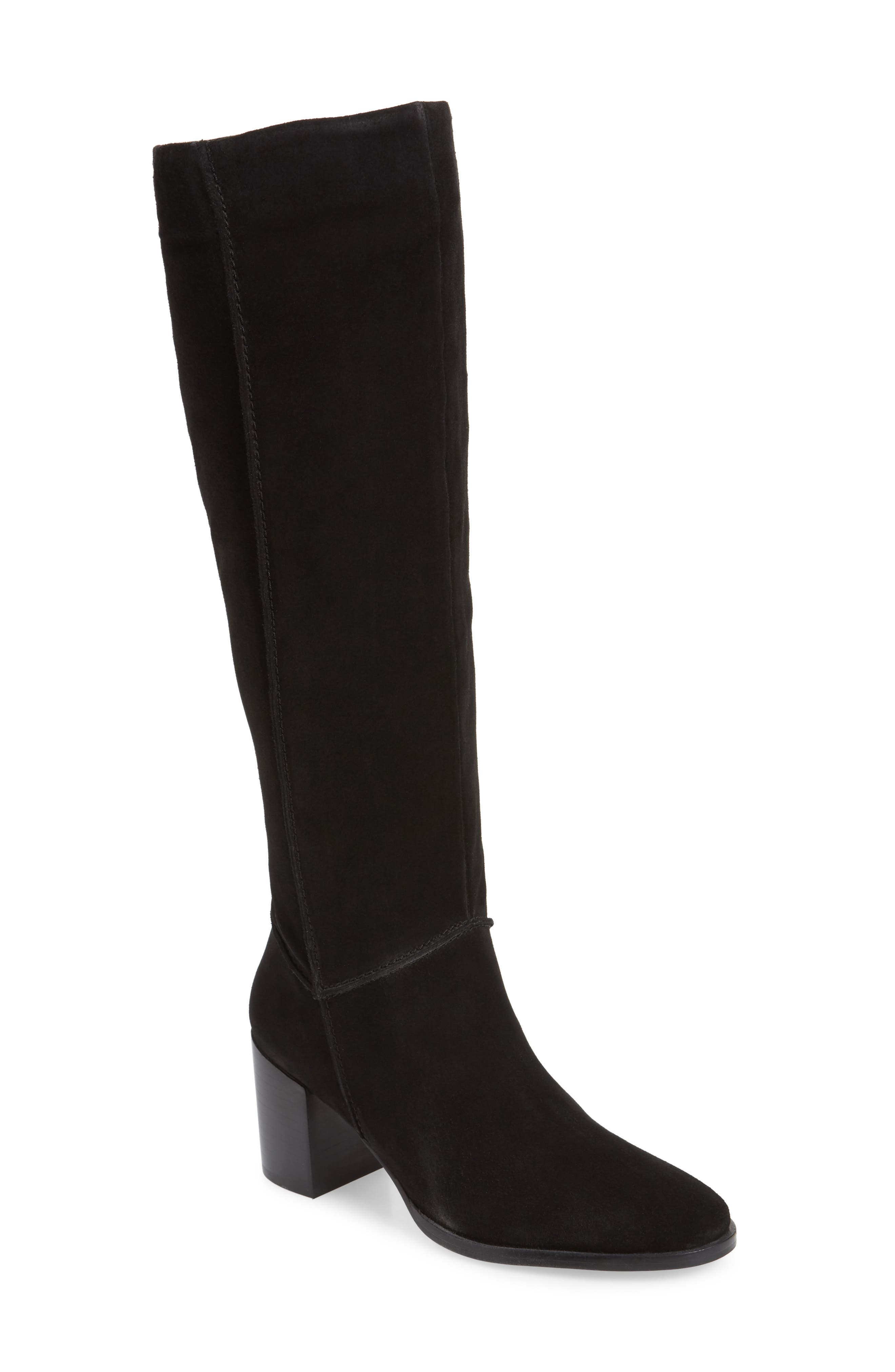 Seychelles Holloway Knee High Boot- Black