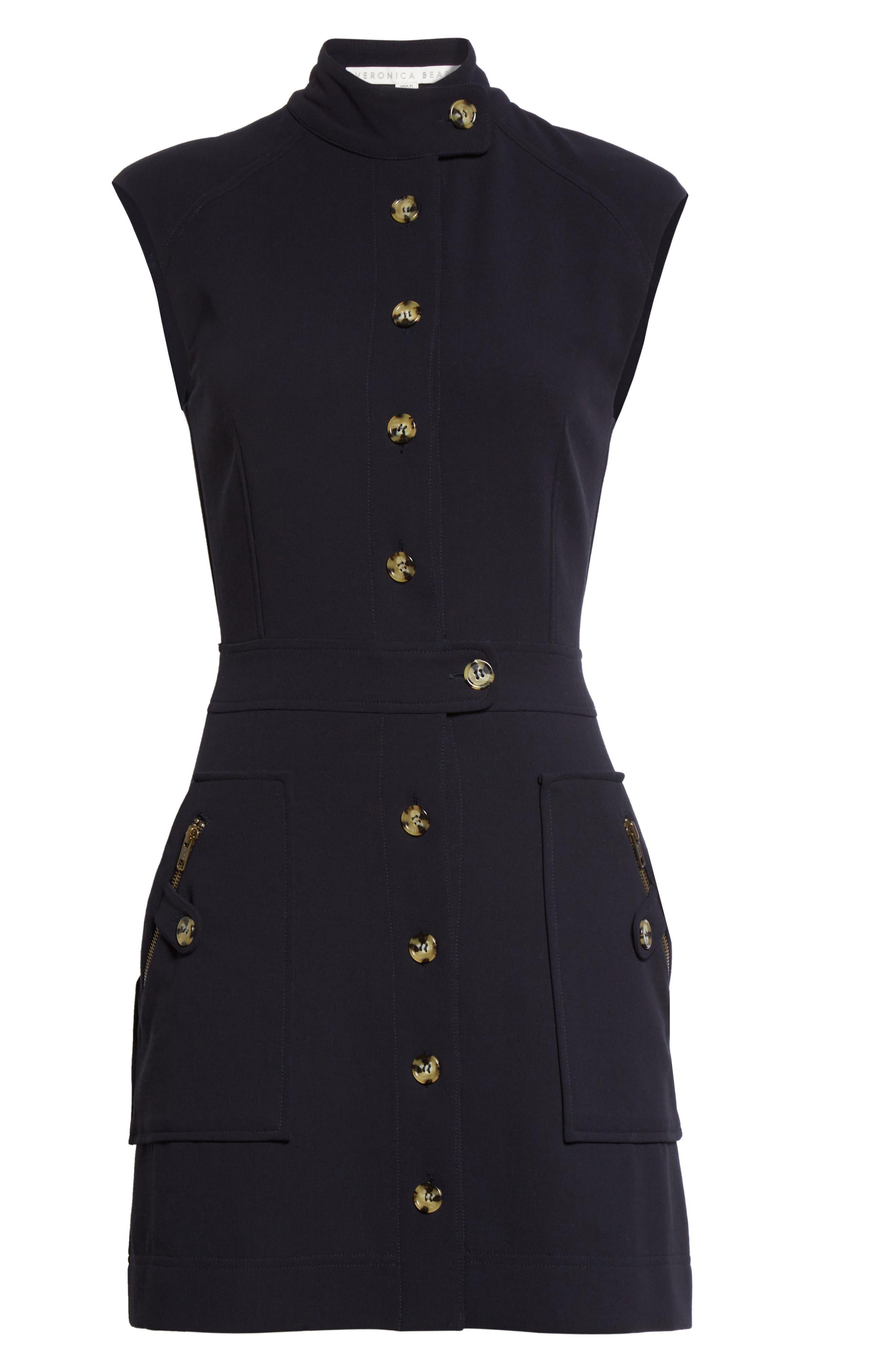 Leigh Mod Dress,                             Alternate thumbnail 6, color,                             414