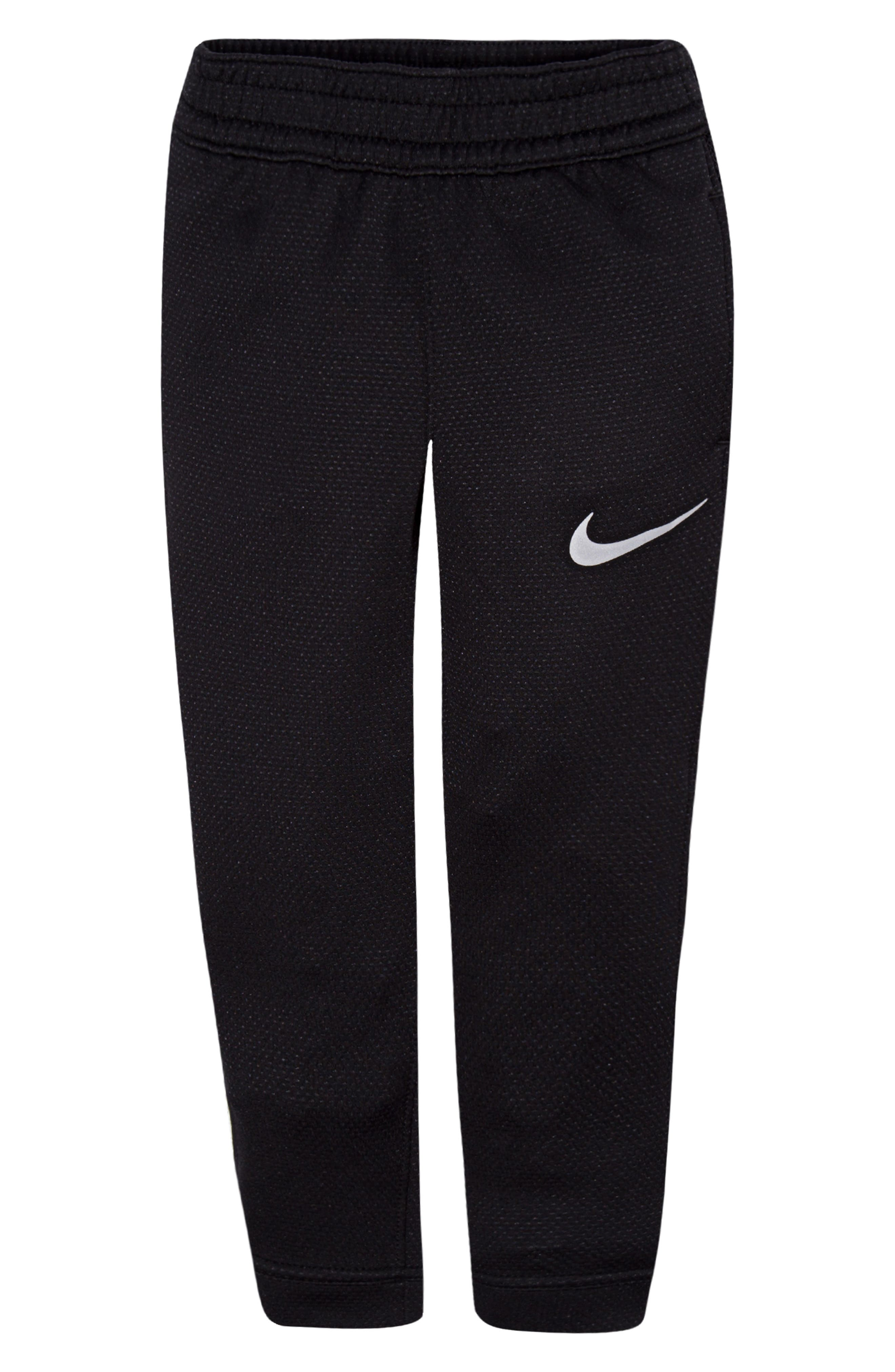 Therma Flex Track Pants,                         Main,                         color, BLACK