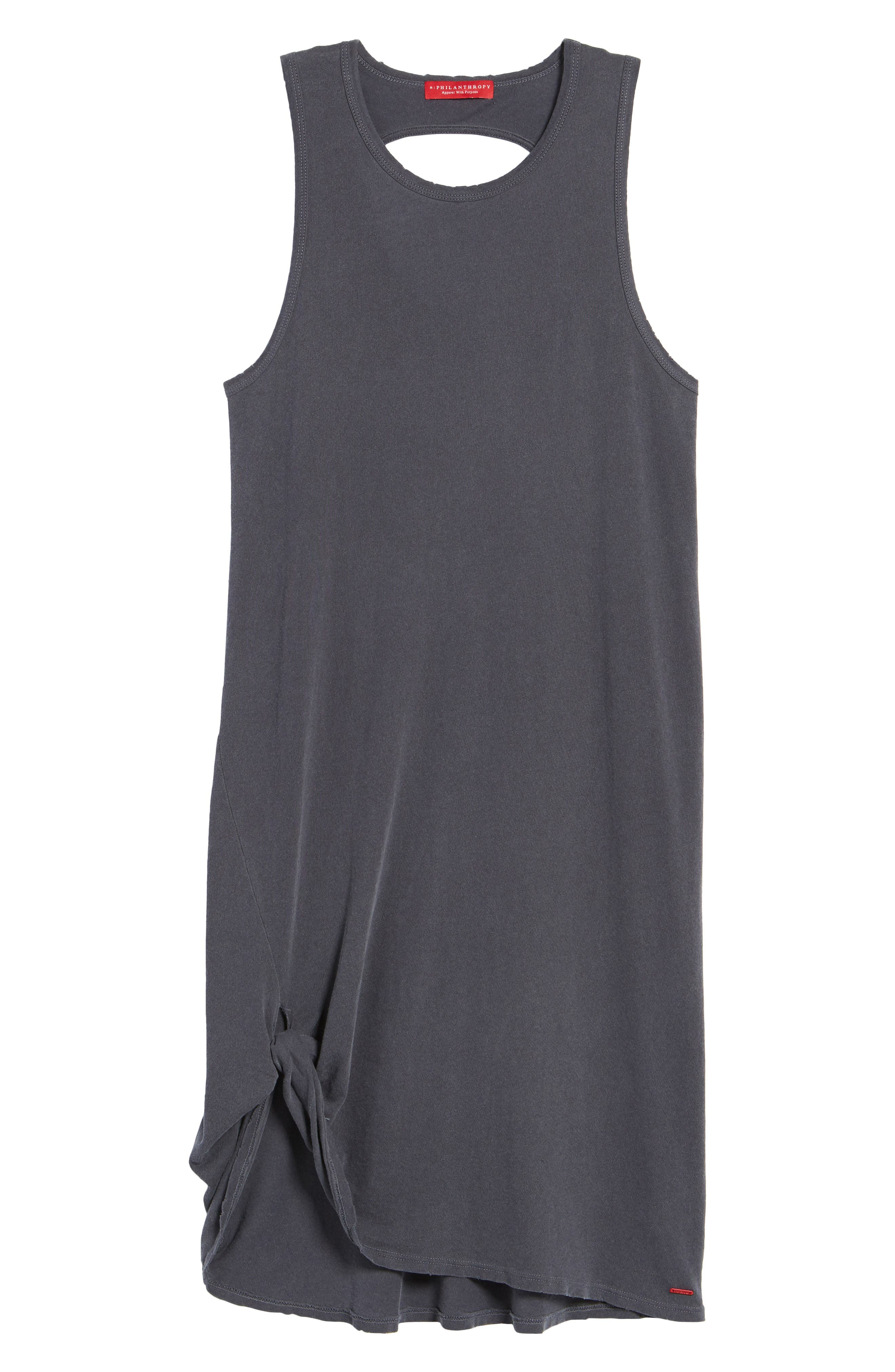 Boo Jersey Tank Dress,                             Alternate thumbnail 12, color,