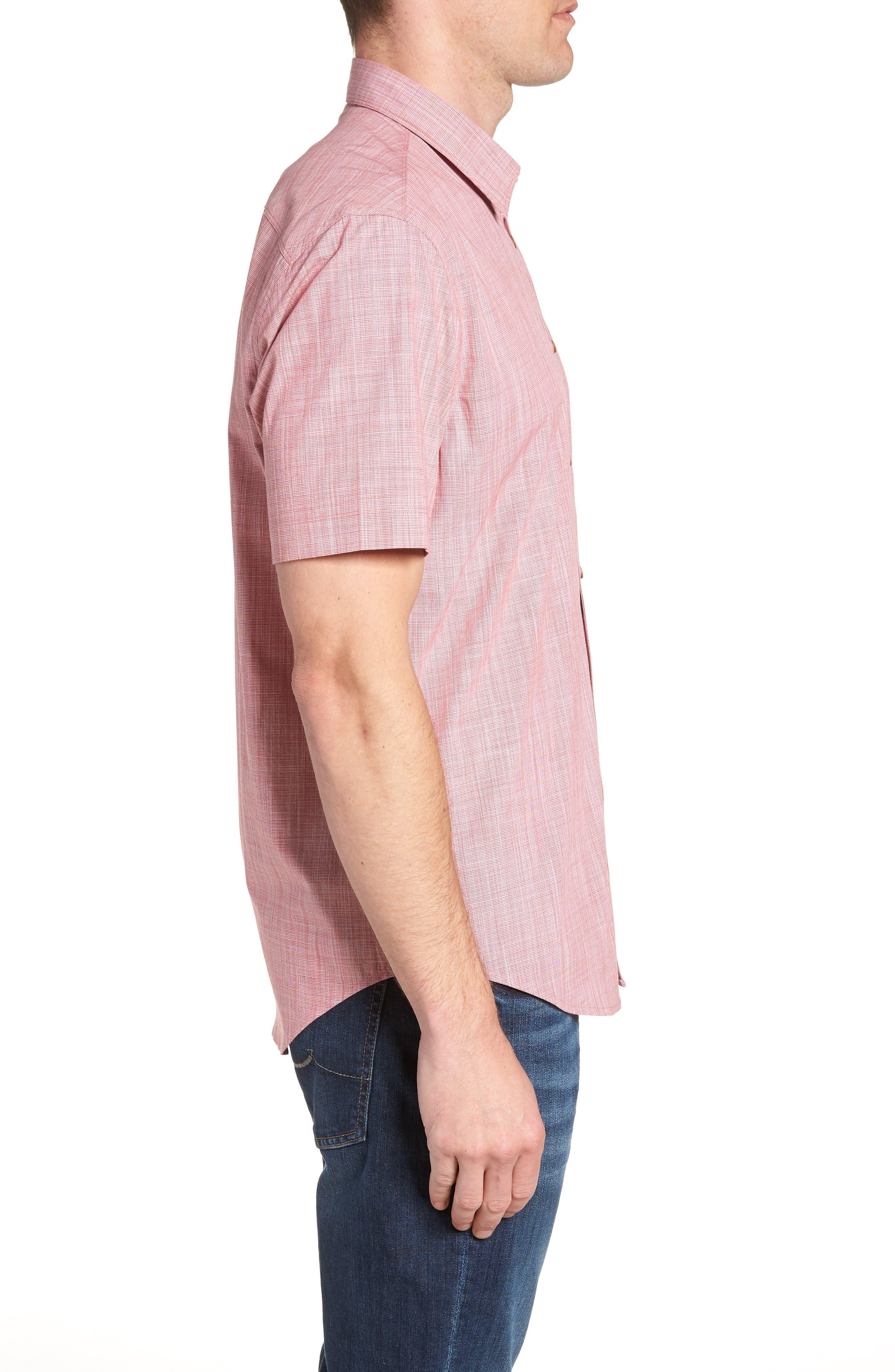 Savas Regular Fit Sport Shirt,                             Alternate thumbnail 6, color,