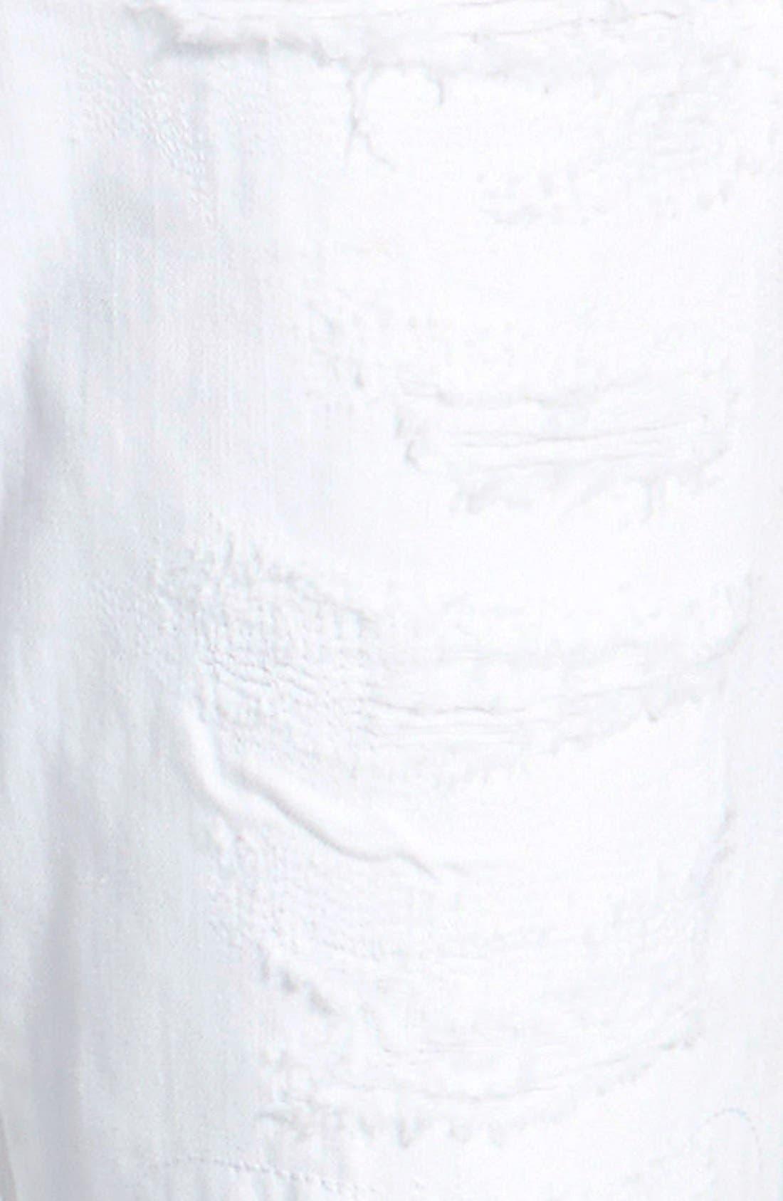Destroyed Boyfriend Jeans,                             Alternate thumbnail 2, color,                             100