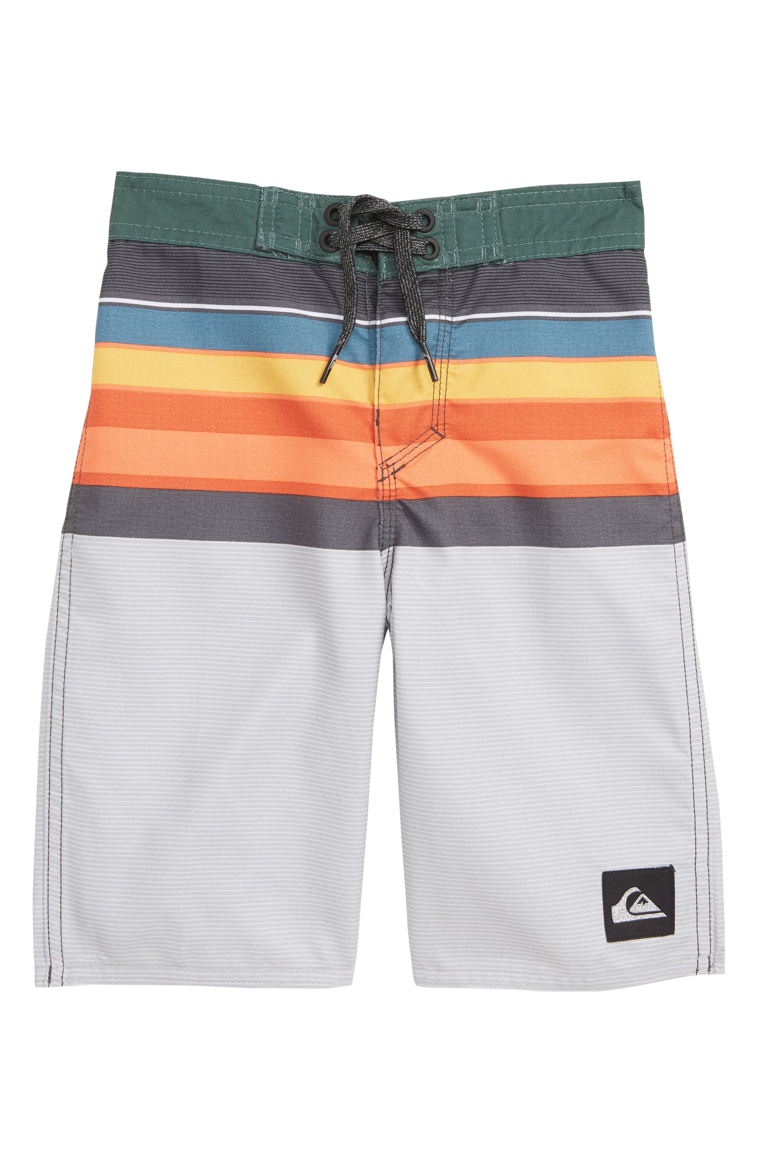 QUIKSILVER,                             Everyday Swell Vision Board Shorts,                             Main thumbnail 1, color,                             EBONY