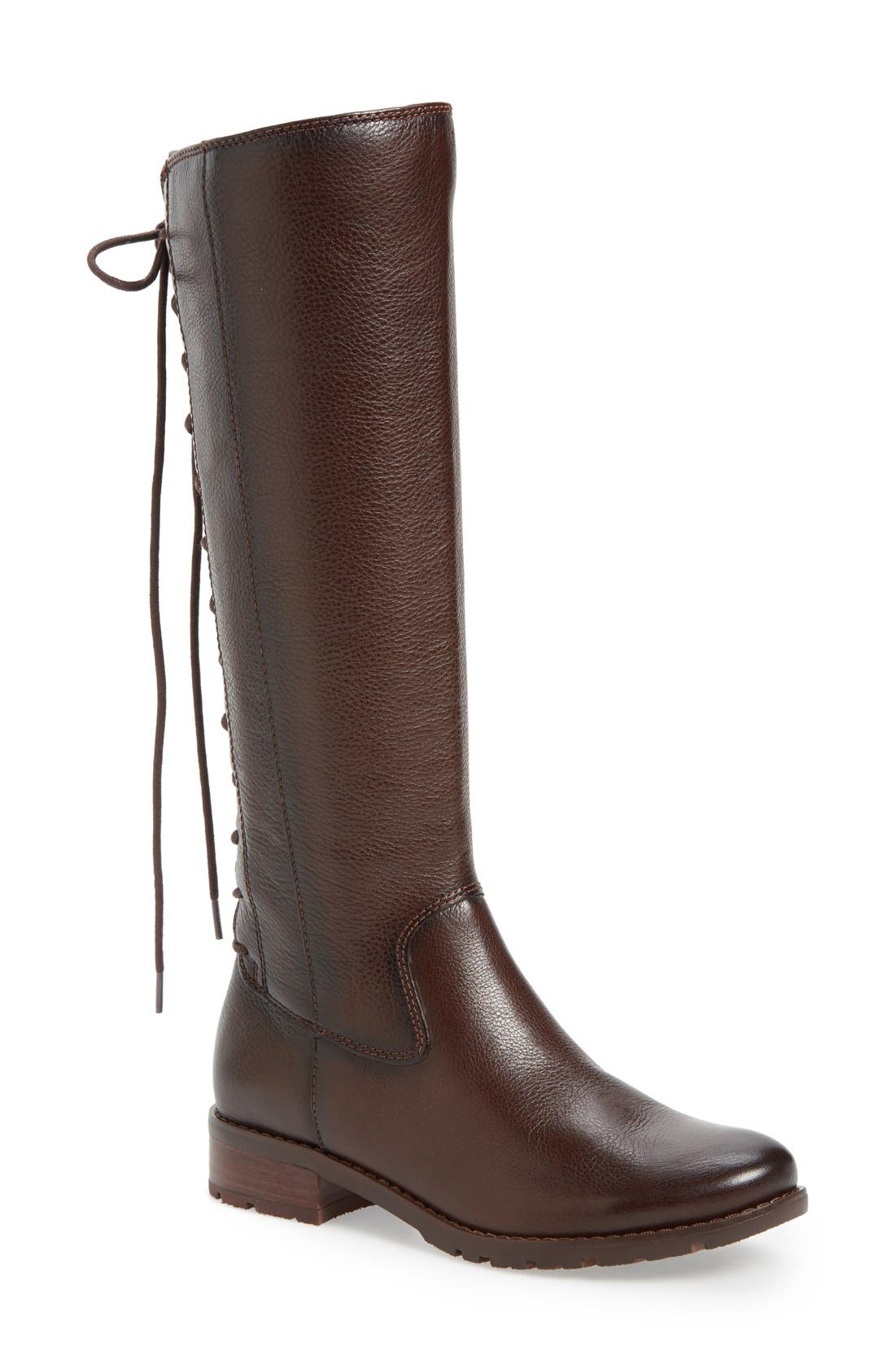 'Sharnell' Riding Boot,                             Main thumbnail 5, color,