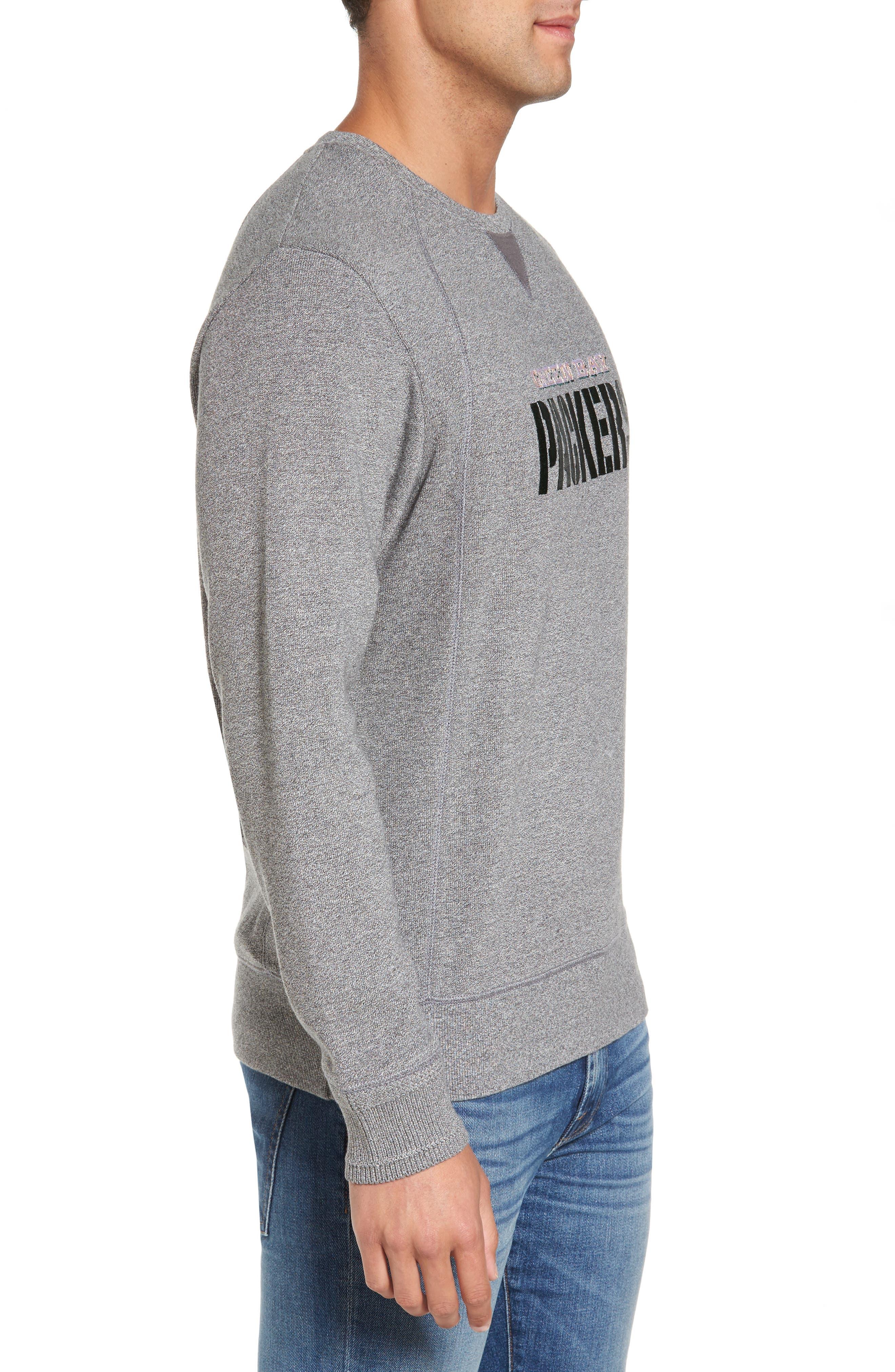NFL Stitch of Liberty Embroidered Crewneck Sweatshirt,                             Alternate thumbnail 82, color,