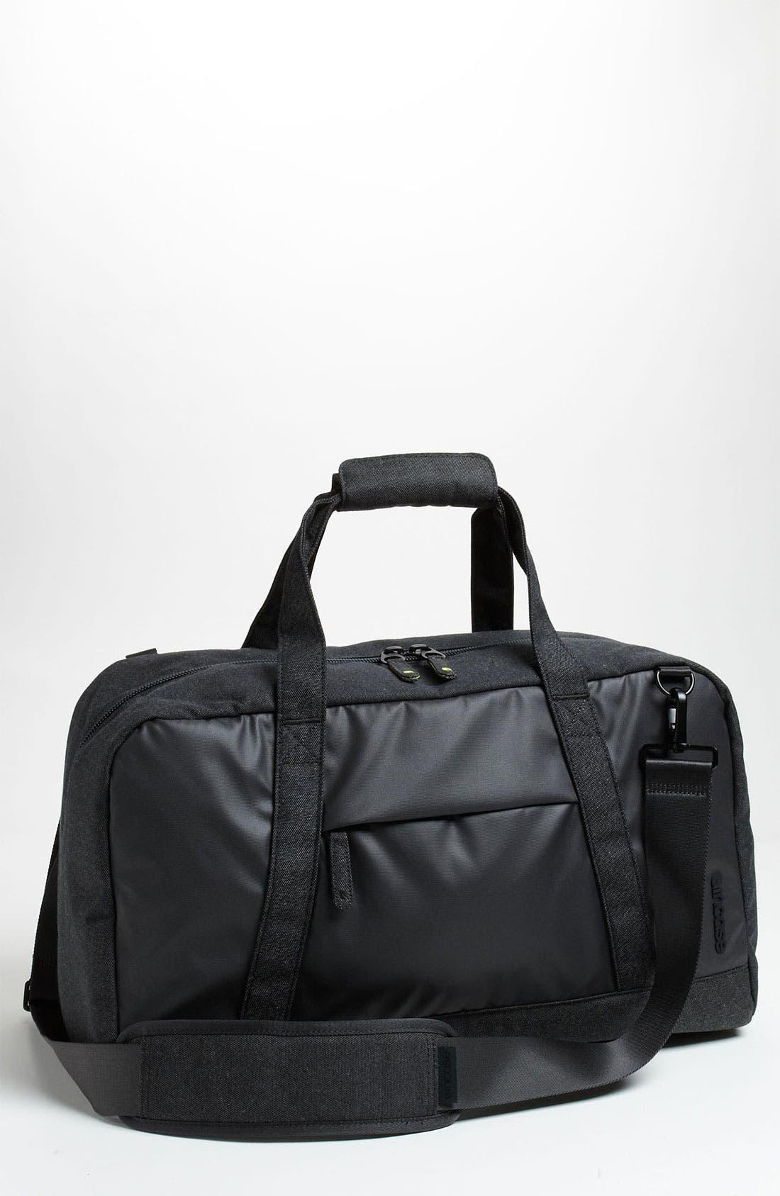 Incase 'EO' Travel Duffel Bag,                             Main thumbnail 1, color,                             001