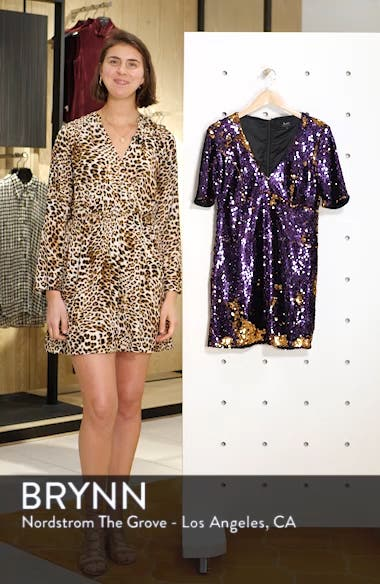 Sequin Embellished Dress, sales video thumbnail