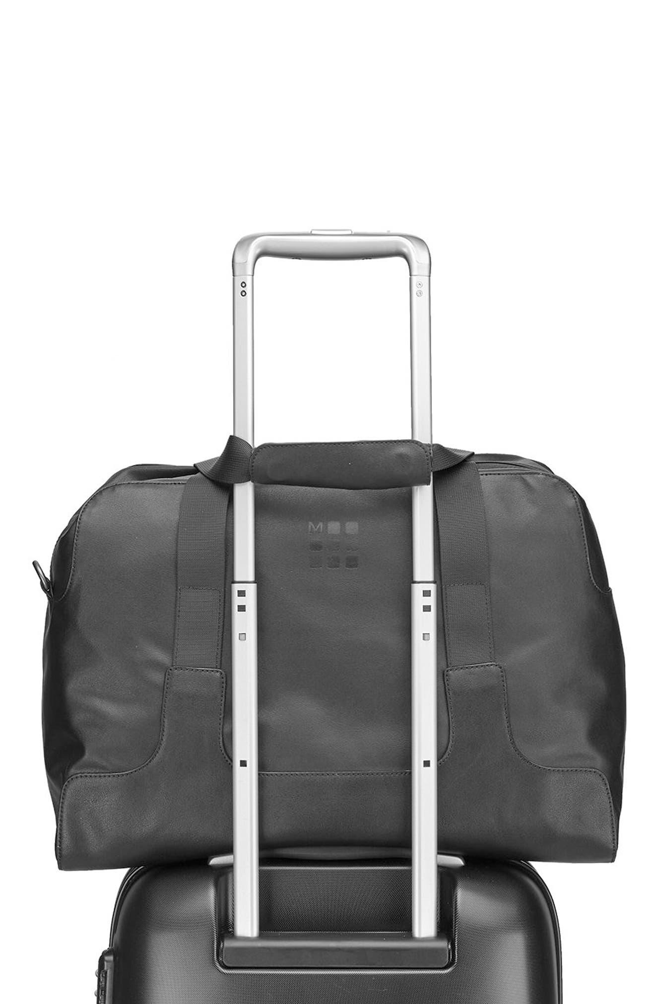 Classic Duffel Bag,                             Alternate thumbnail 2, color,                             BLACK