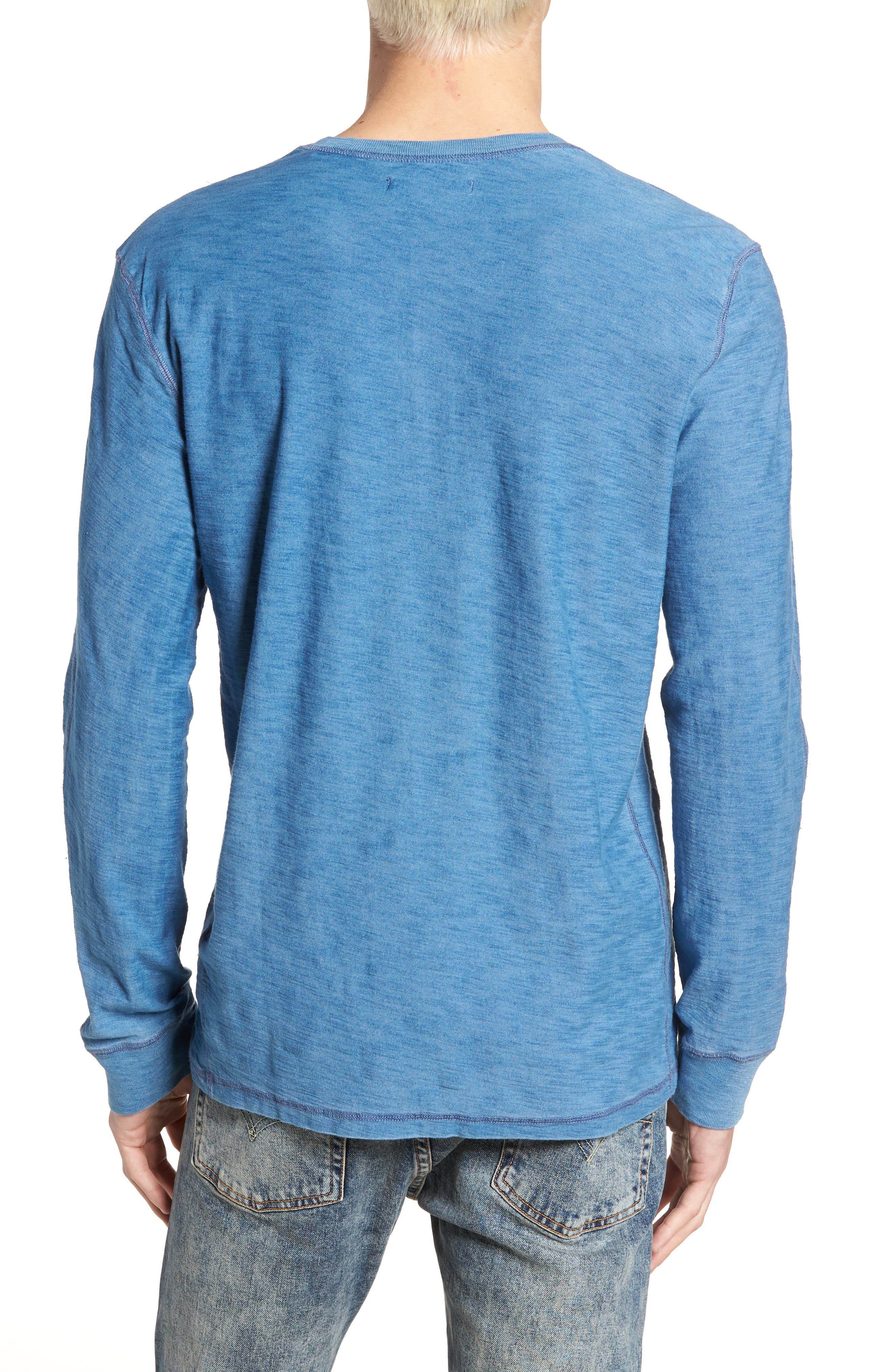 LEVI'S<SUP>®</SUP> MADE & CRAFTED<SUP>™</SUP>,                             Henley,                             Alternate thumbnail 2, color,                             420