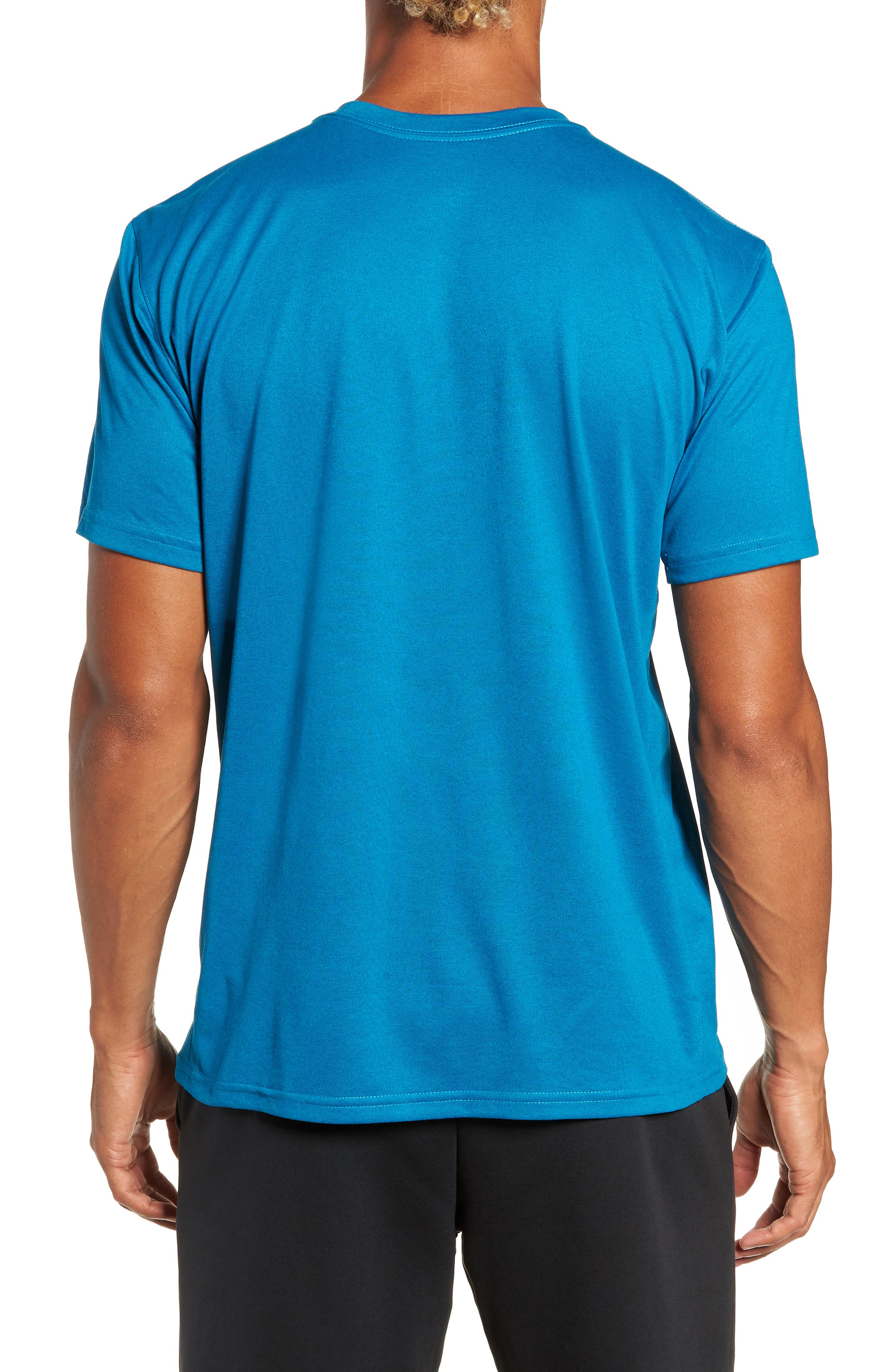 'Legend 2.0' Dri-FIT Training T-Shirt,                             Alternate thumbnail 2, color,                             GREEN ABYSS