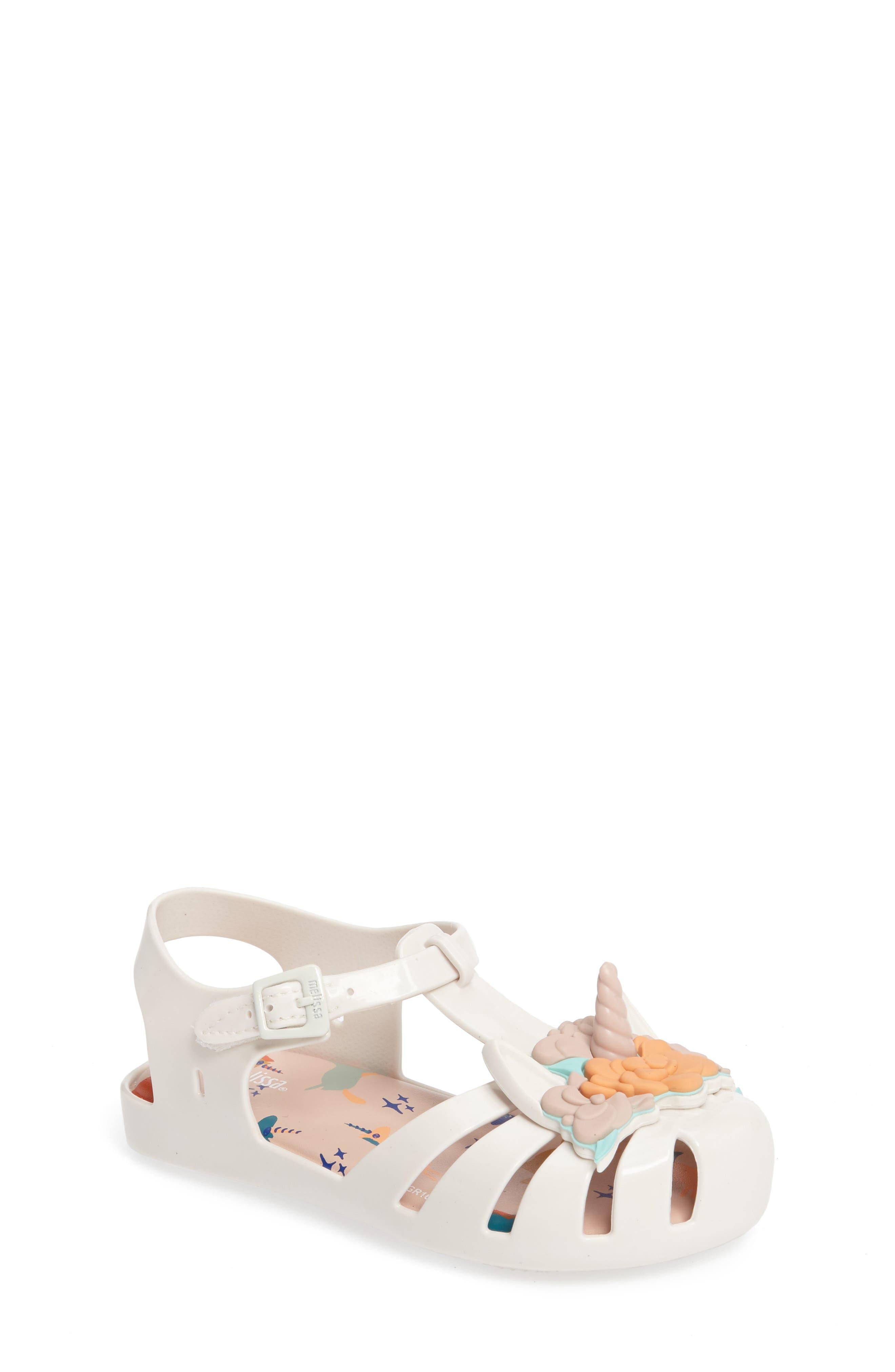 Aranha Fabula Unicorn Sandal,                         Main,                         color, 100