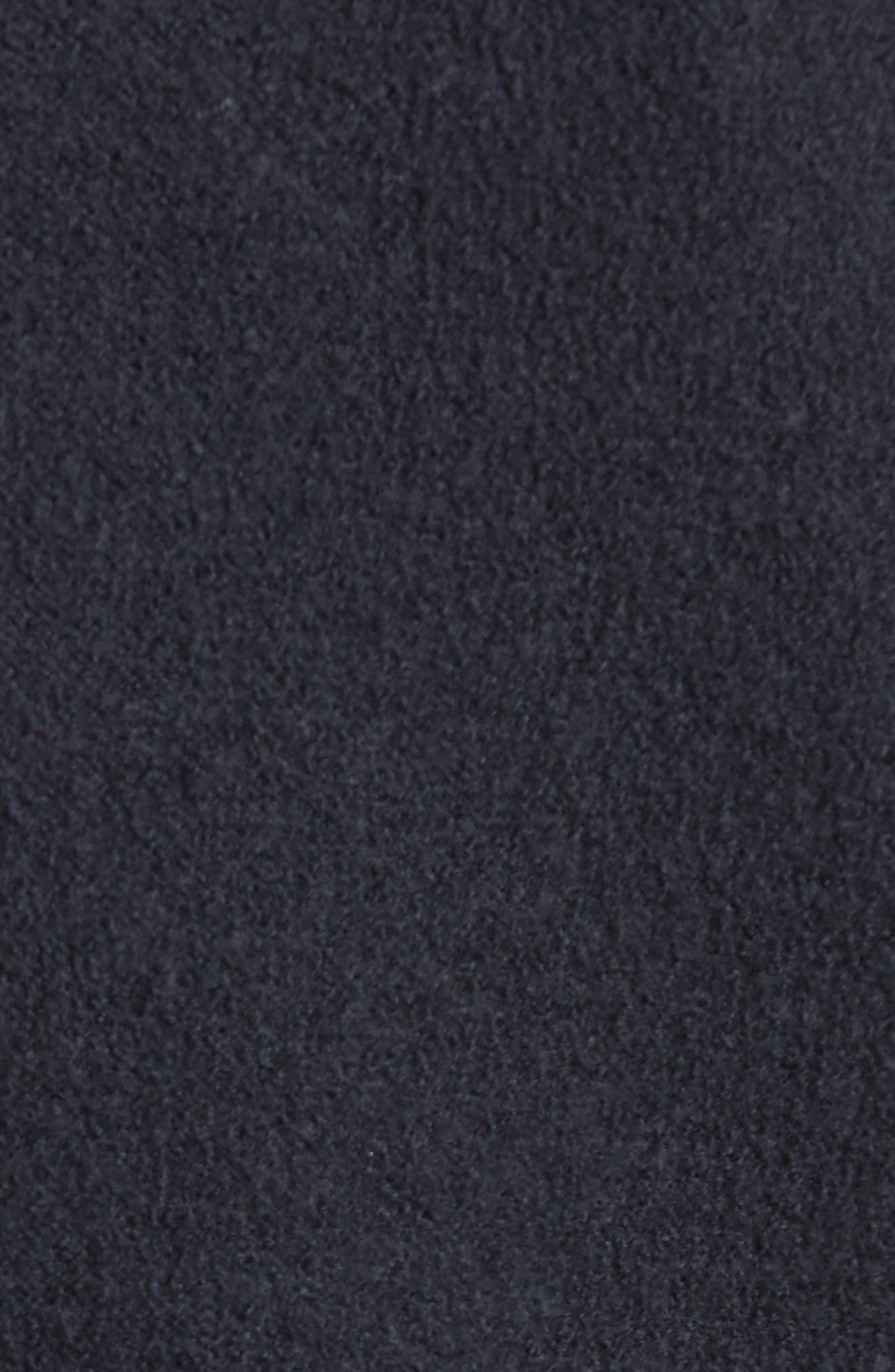 Armani Jeans Single Button Wool Coat,                             Alternate thumbnail 6, color,                             484