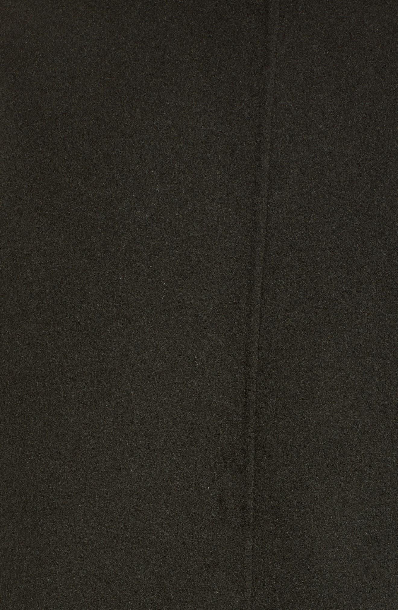 Jayden Bell Sleeve Jacket,                             Alternate thumbnail 7, color,                             CHIVE