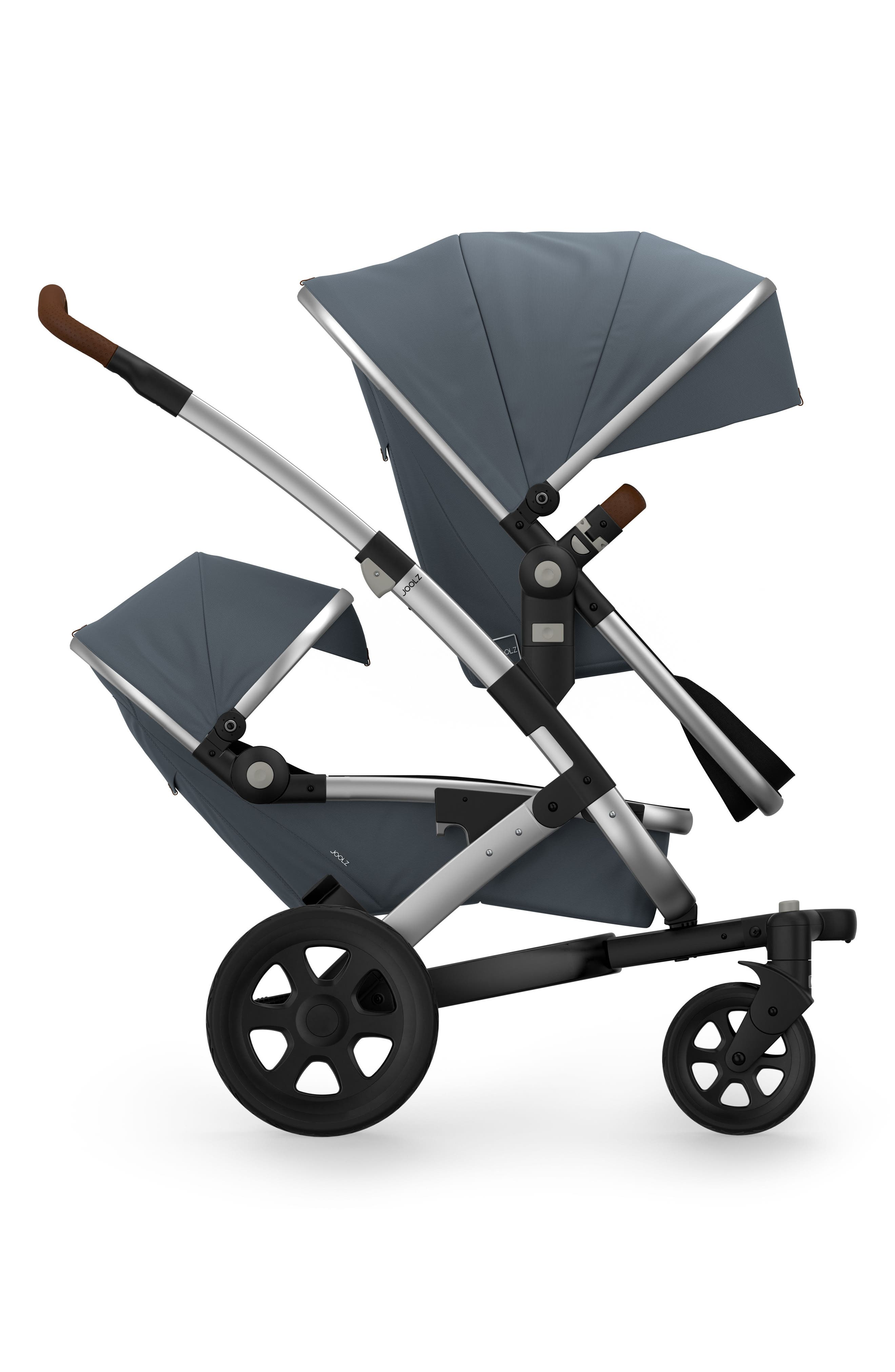 Geo2 Earth Stroller,                             Alternate thumbnail 3, color,                             HIPPO GREY