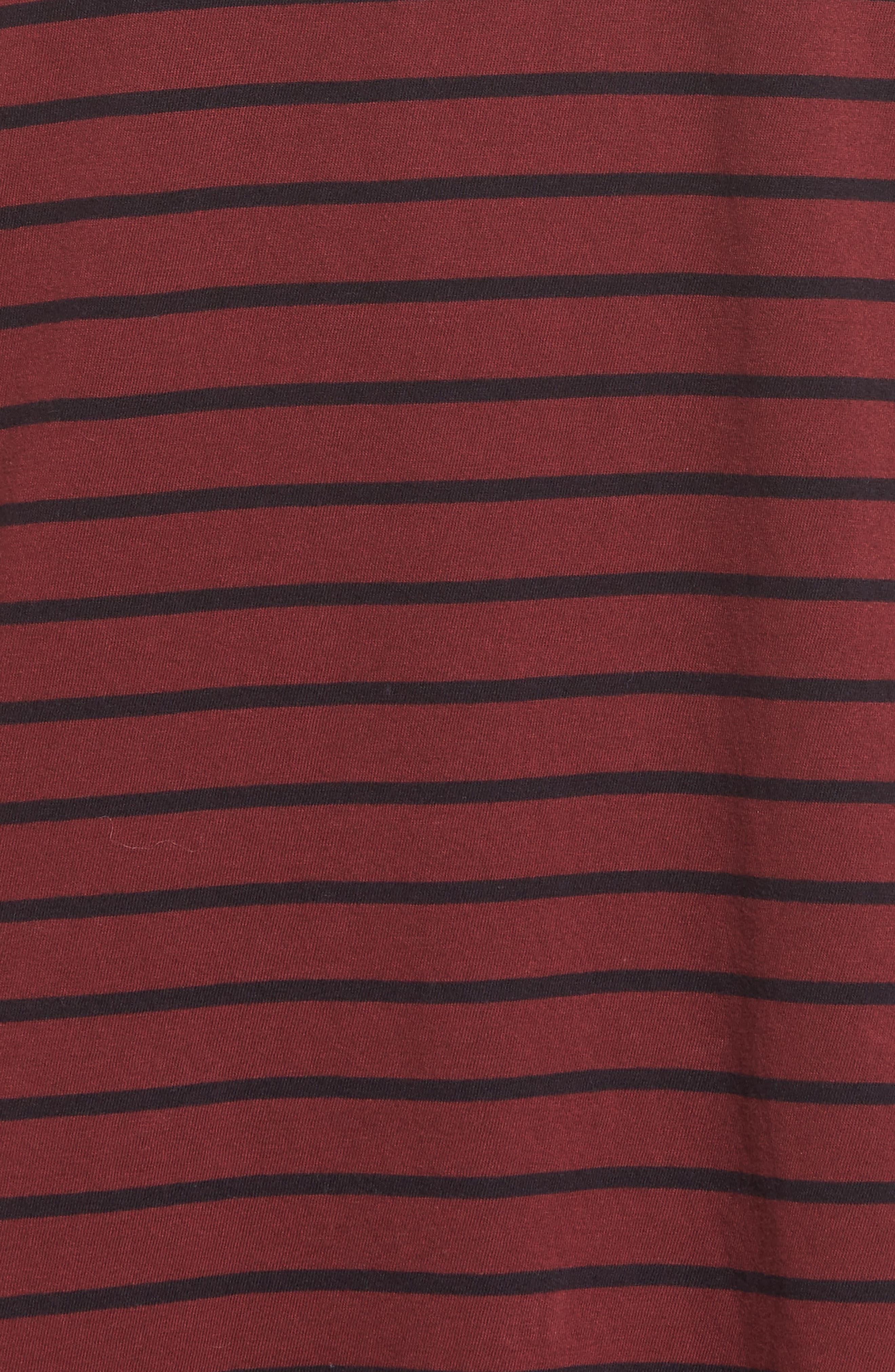 The Beatnik T-Shirt Dress,                             Alternate thumbnail 5, color,                             601