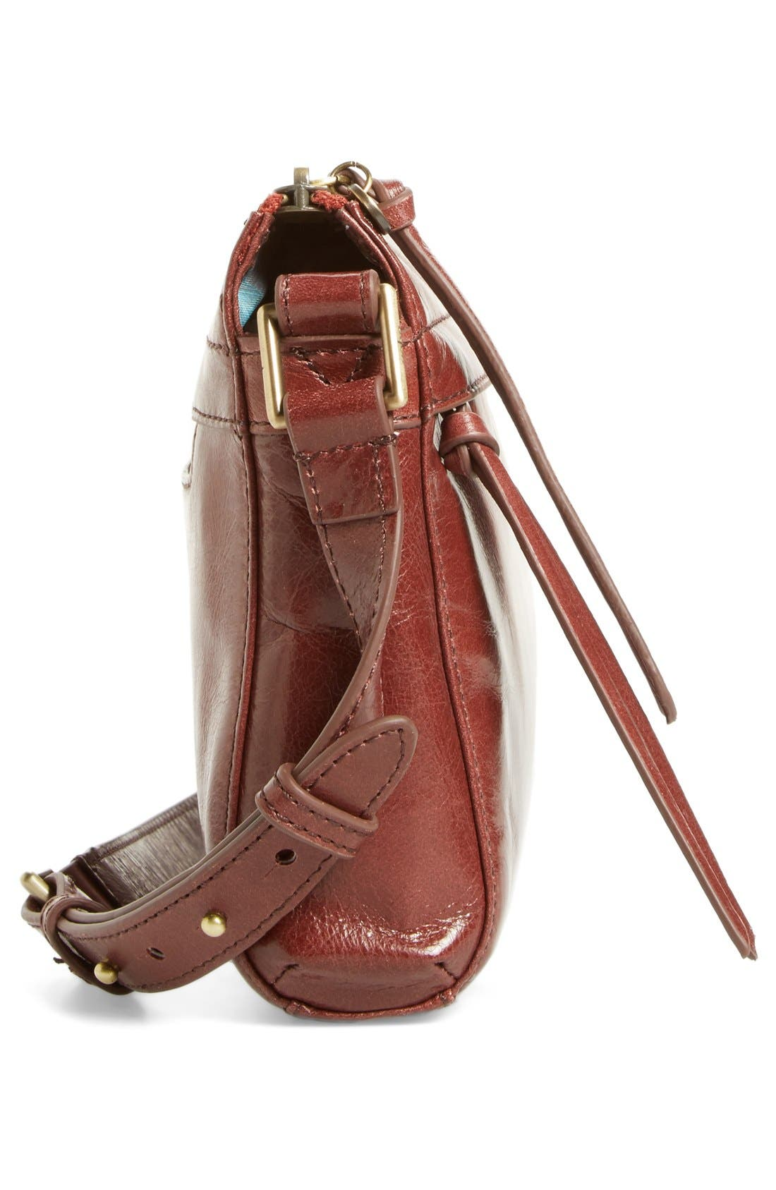Tobey Leather Crossbody Bag,                             Alternate thumbnail 37, color,