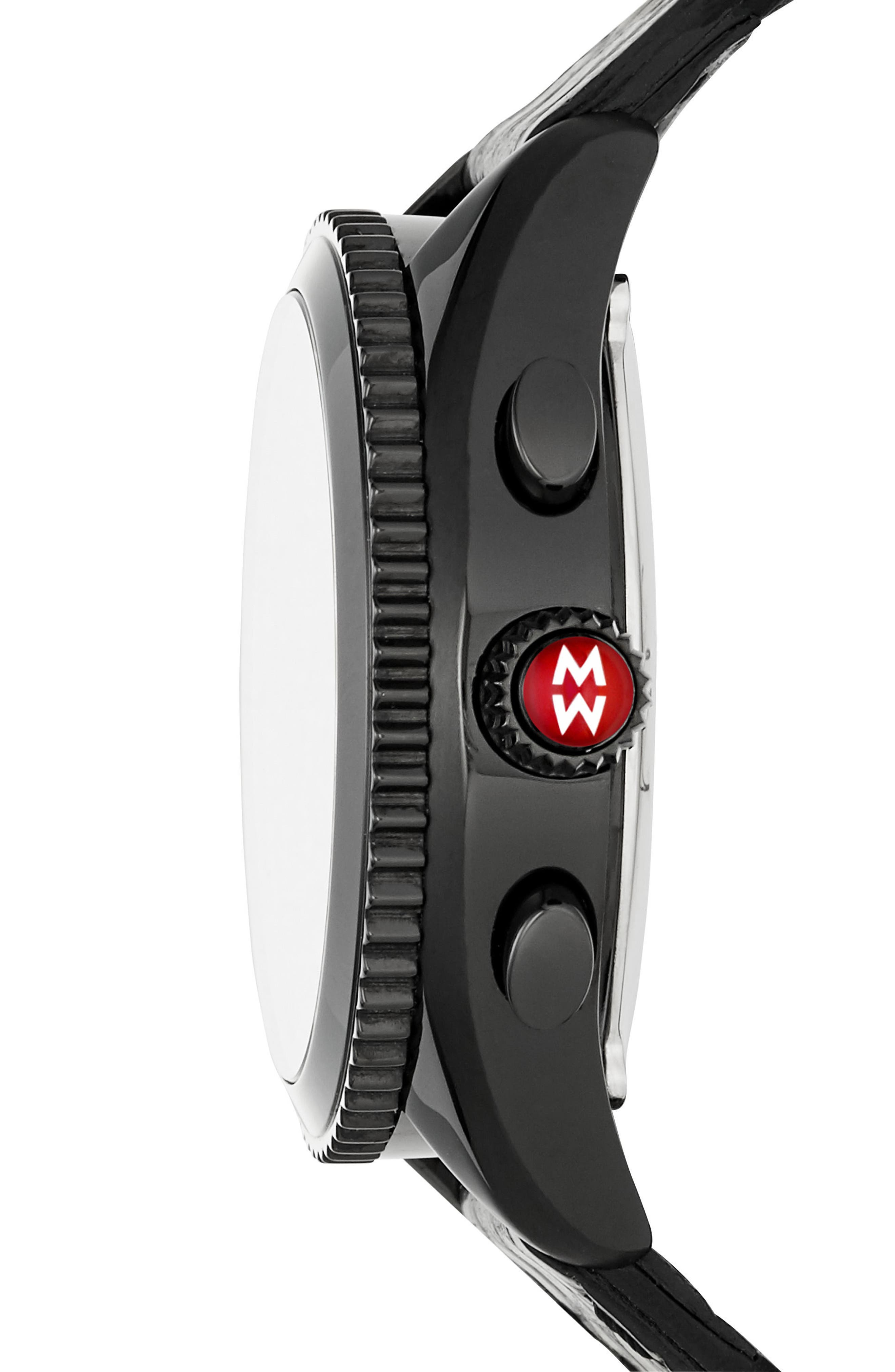 Hybrid Tracker Watch, 38mm,                             Alternate thumbnail 3, color,                             001