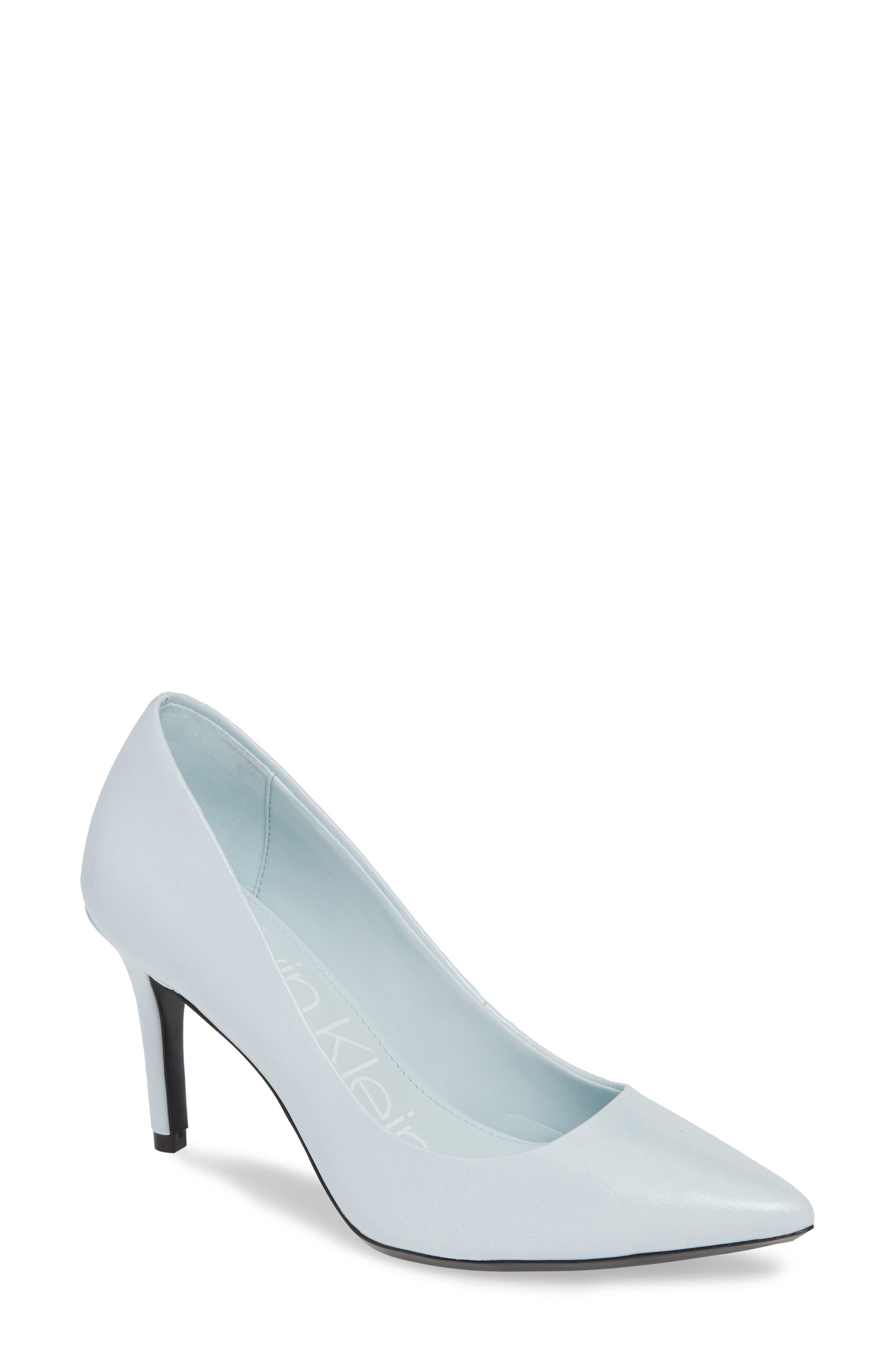 76cbb12519b Calvin Klein  Gayle  Pointy Toe Pump