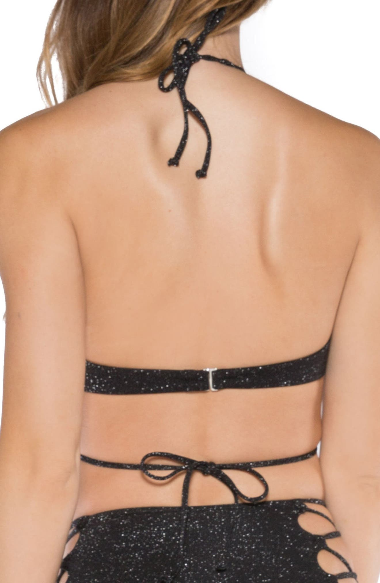 Aleja Wrap Bikini Top,                             Alternate thumbnail 2, color,                             021