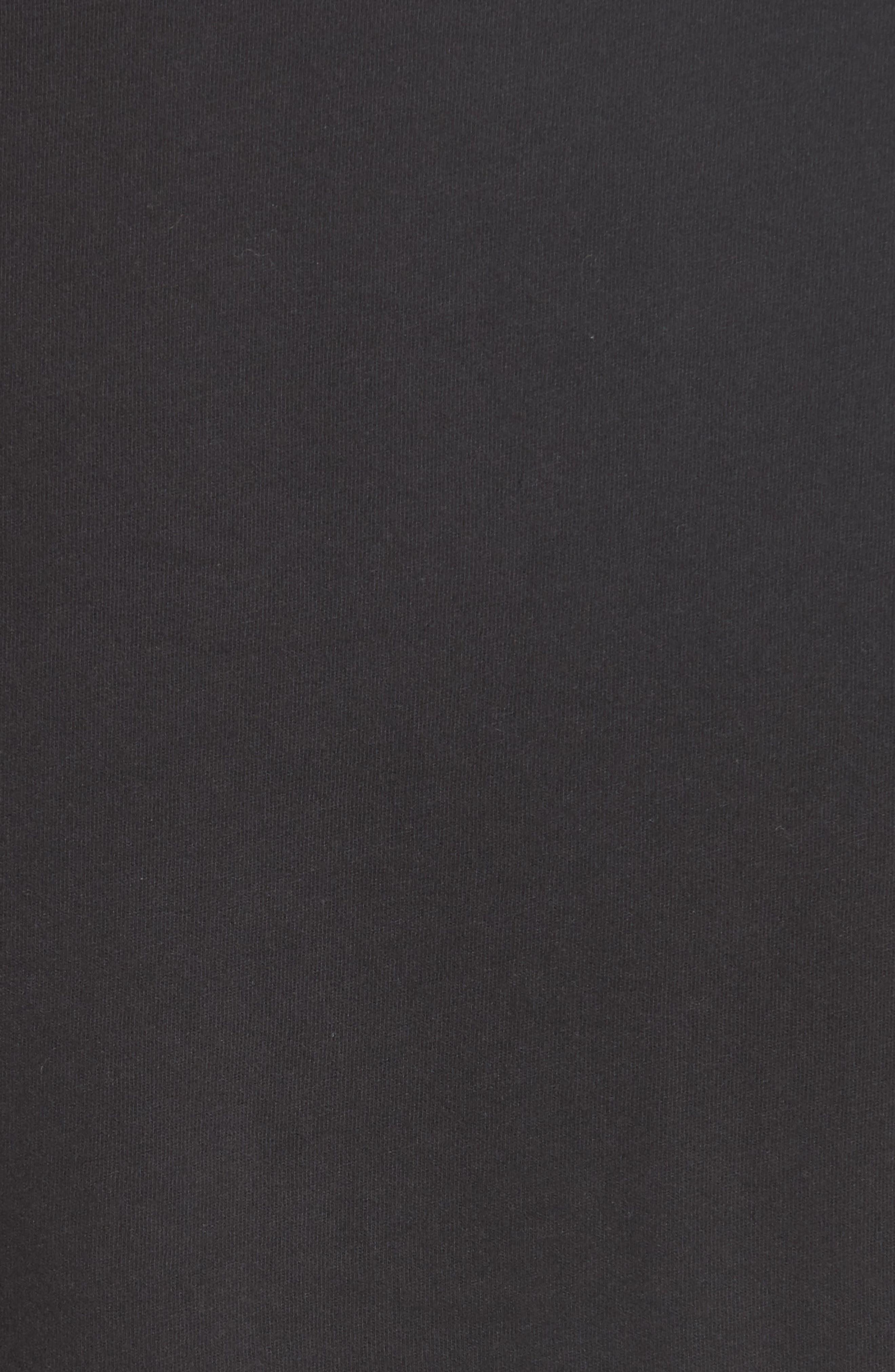 KSUBI,                             Seeing Lines T-Shirt,                             Alternate thumbnail 5, color,                             BLACK