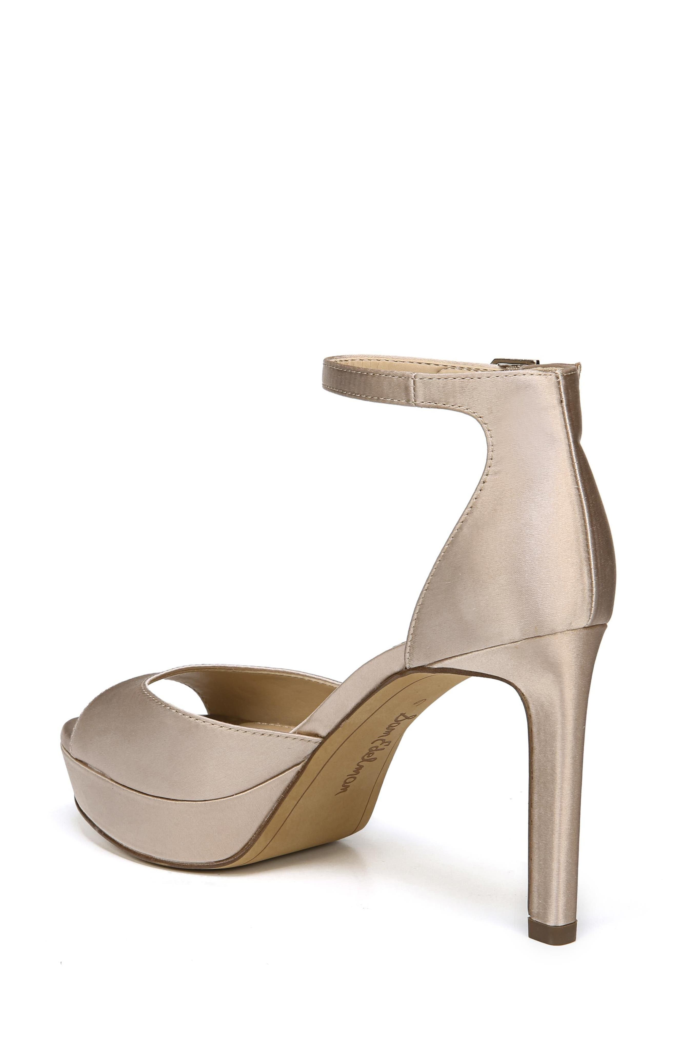 Jerin Platform Sandal,                             Alternate thumbnail 4, color,