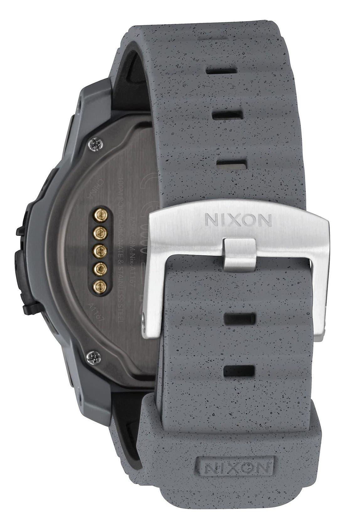 Mission Ana-Digi Smart Watch, 48mm,                             Alternate thumbnail 17, color,