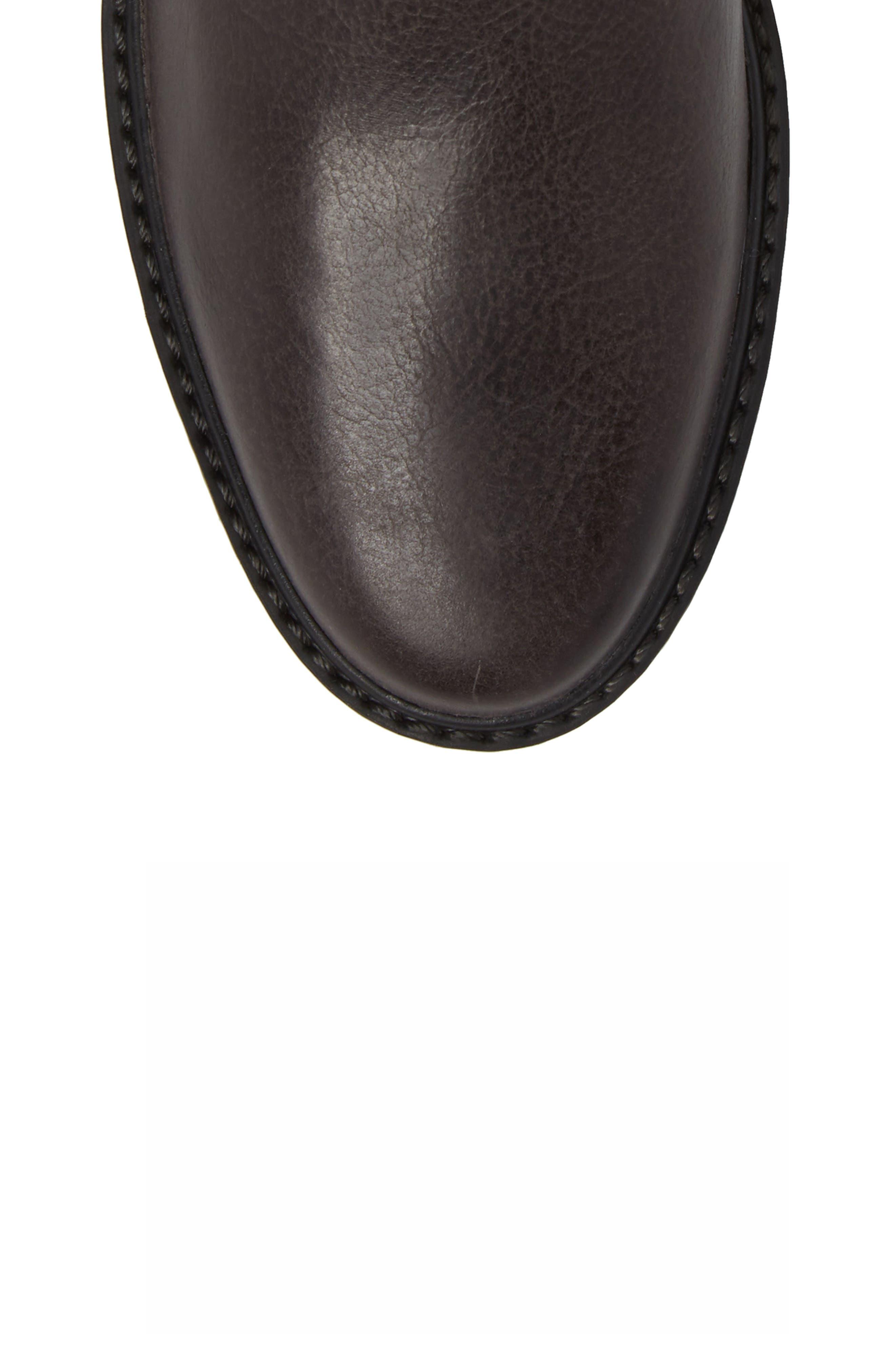 Kenniston Fleece Lined Boot,                             Alternate thumbnail 5, color,                             021